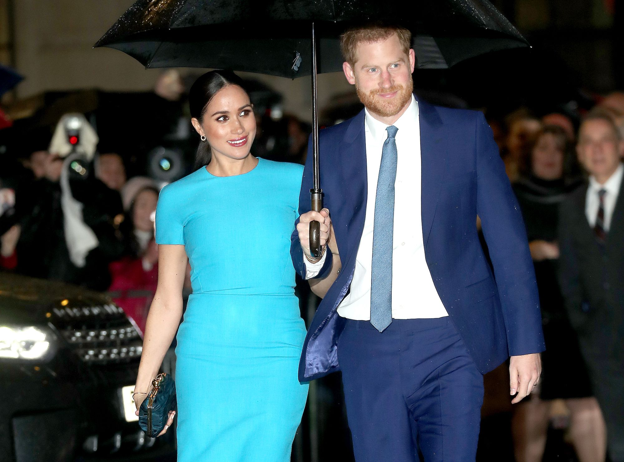 Prince Harry And Meghan Markle Spent Last Week Volunteering At A Local Charity In West Hollywood