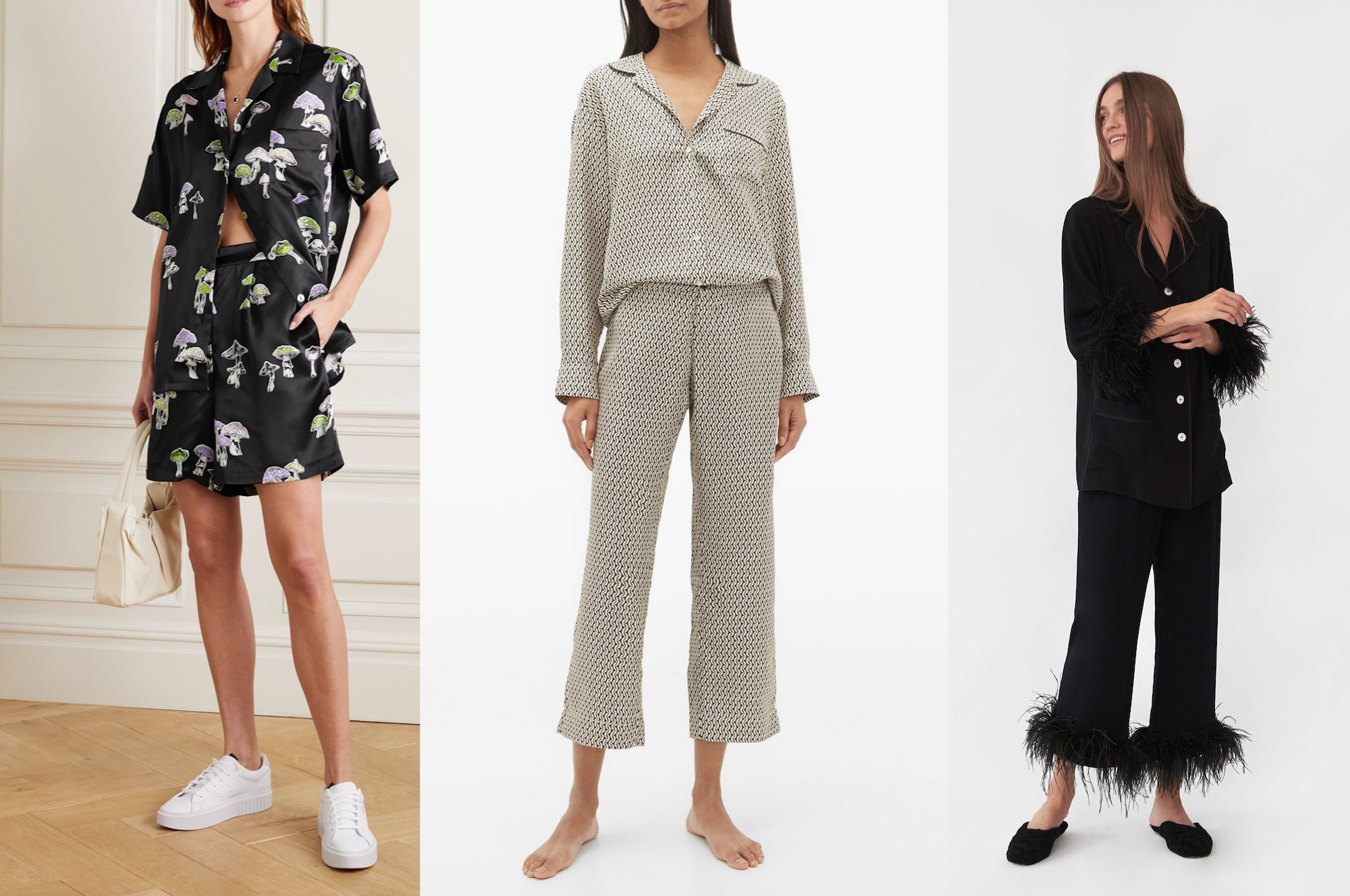 Loungewear Separates That Are Cool Enough To Wear Outdoors This Summer