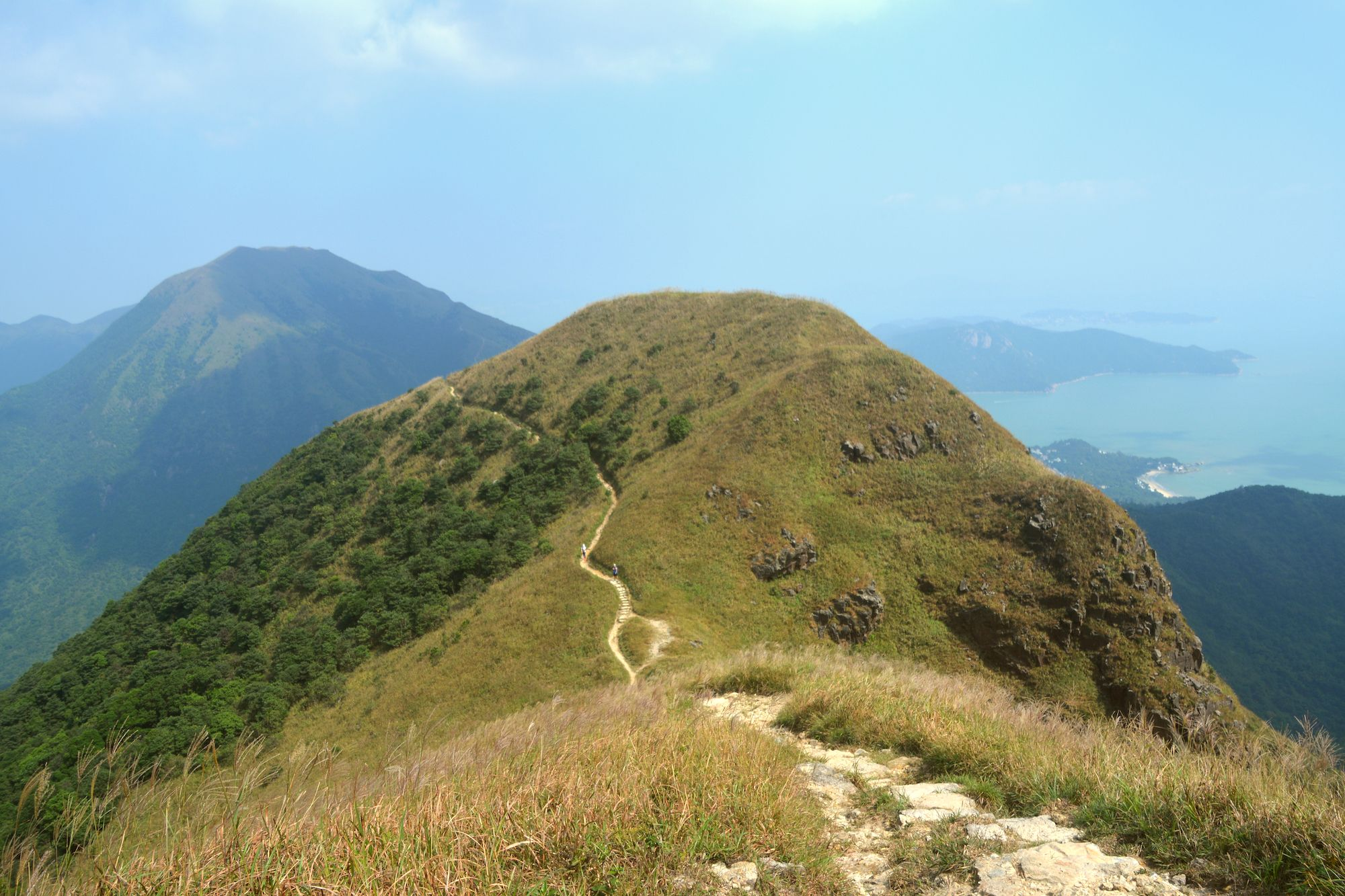 Hong Kong Hikes: The Best Trails On The Outlying Islands
