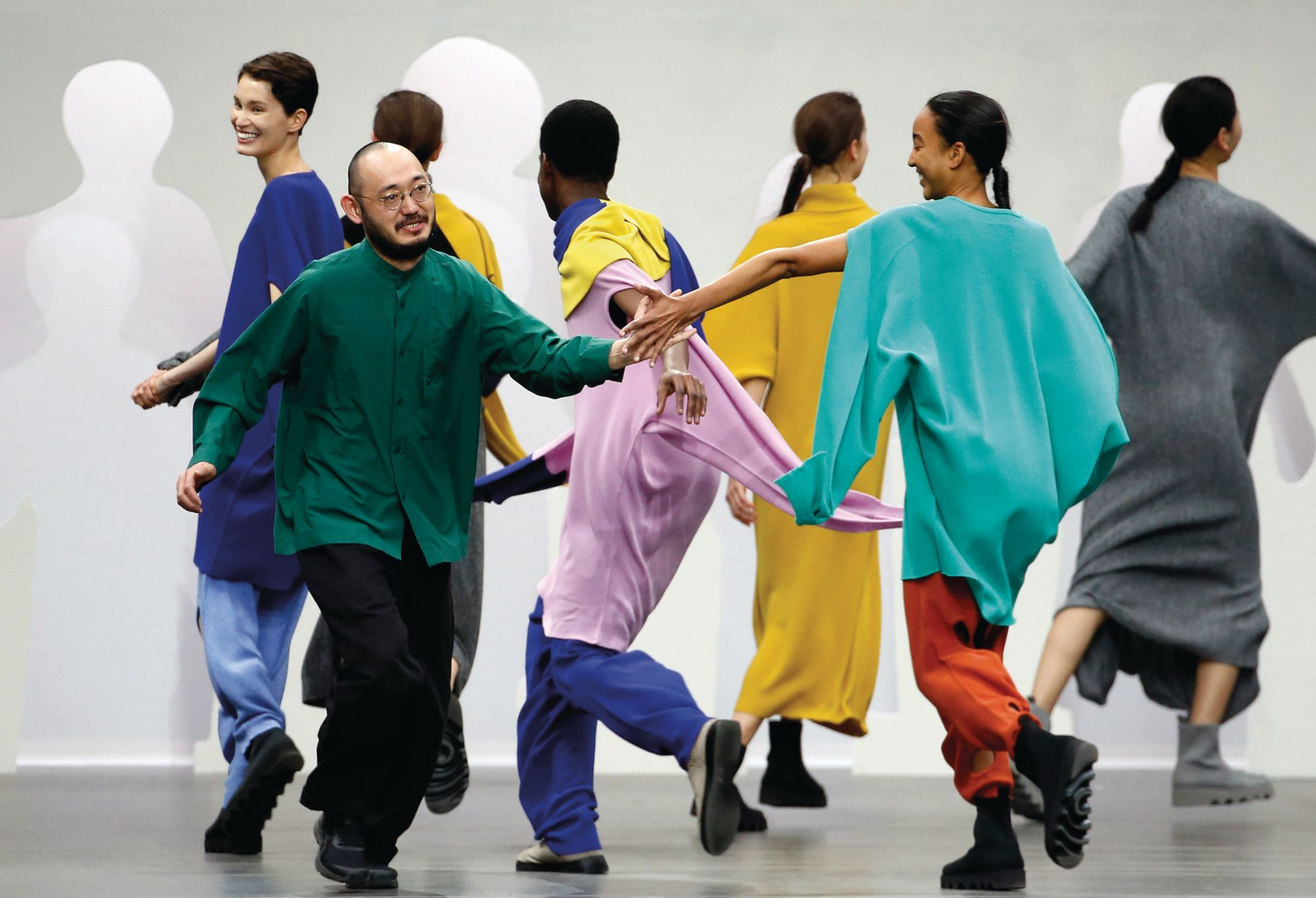 How Satoshi Kondo, New Head Designer Of Issey Miyake, Steers The Brand In A New Direction