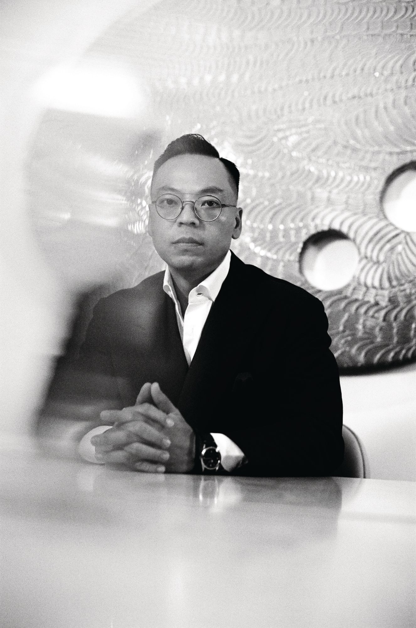 Tatler's Guide To Being Conversant: Alan Lo On Art