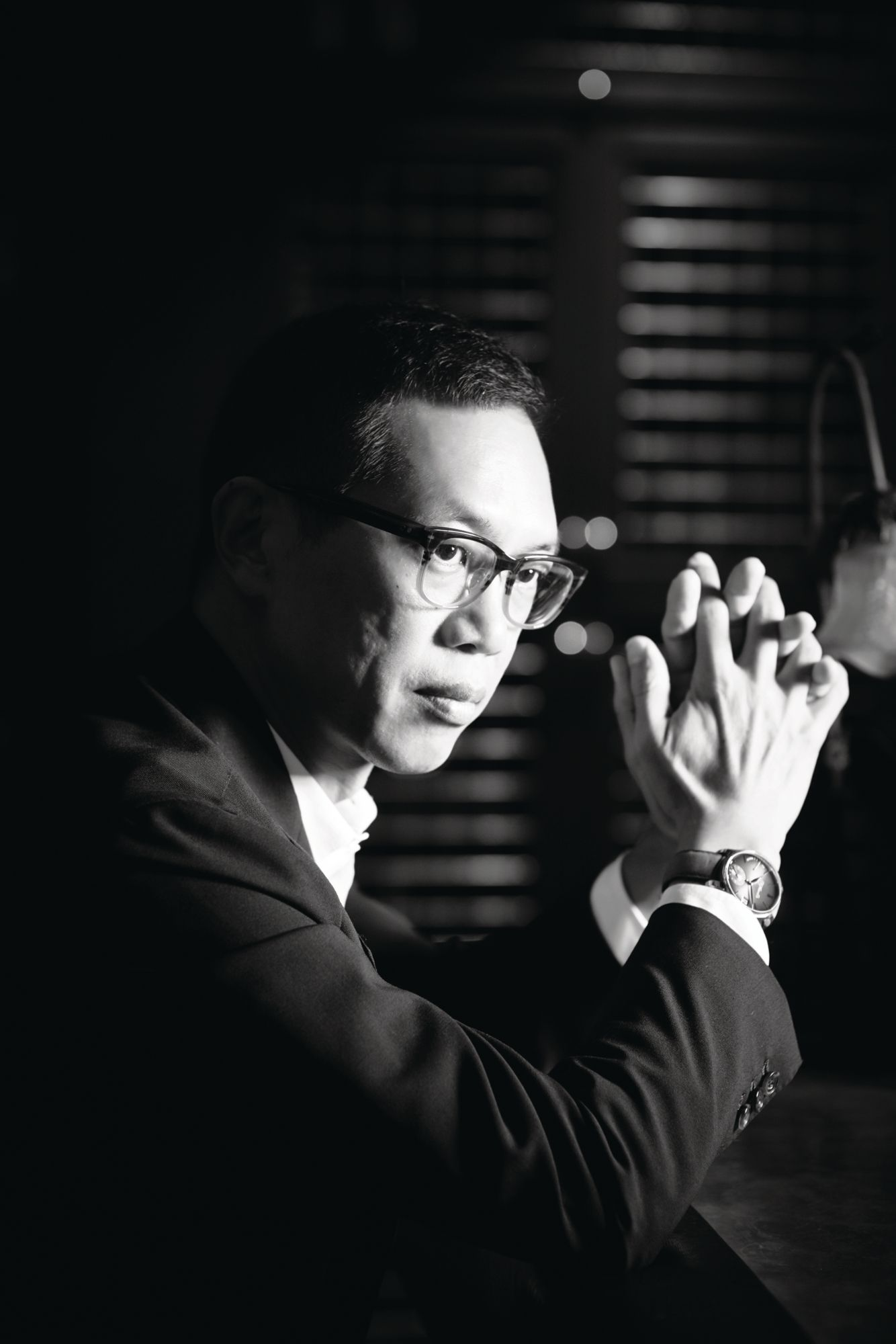Tatler's Guide To Being Conversant: Carson Chan On Watches