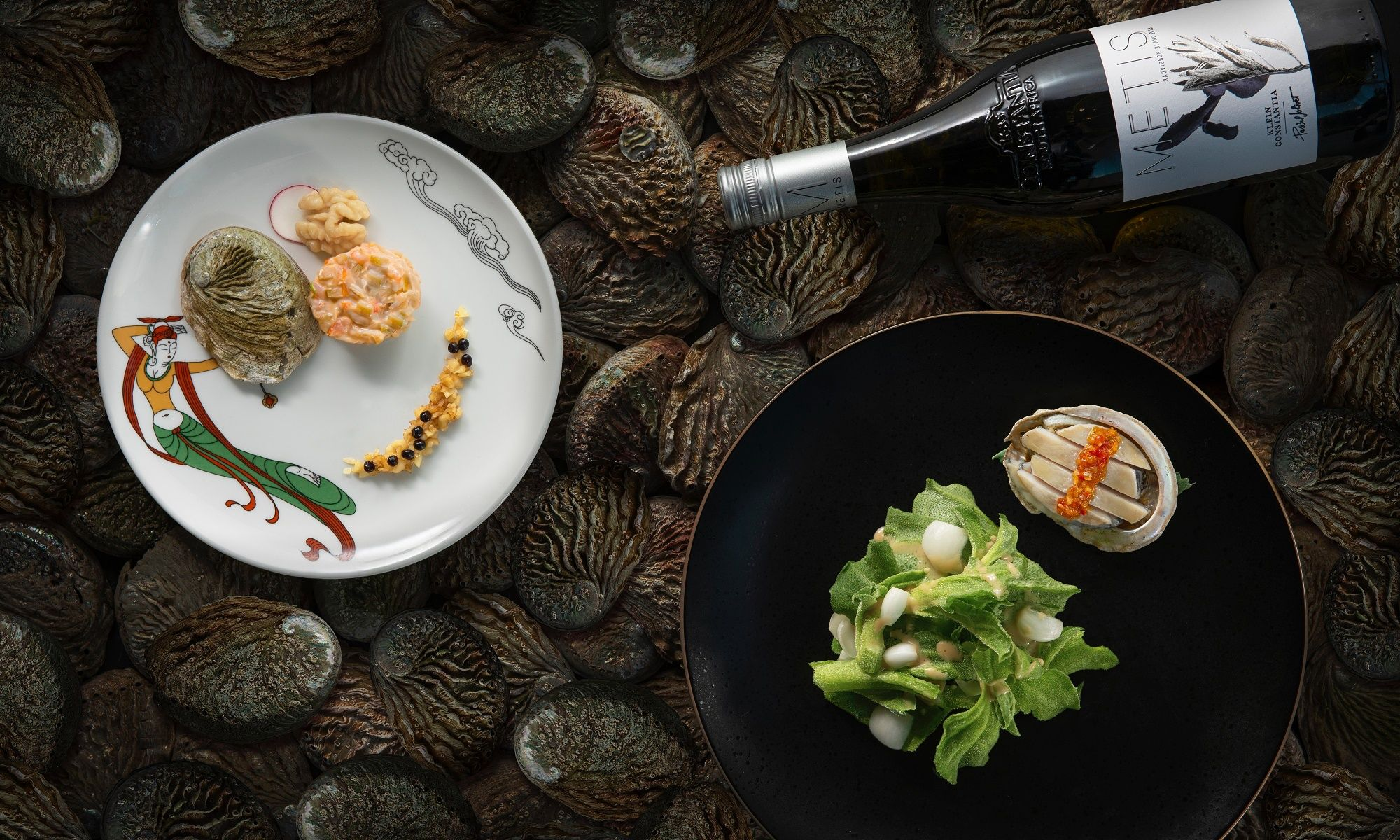 Discover South African Abalone and Wine Pairing at Dynasty