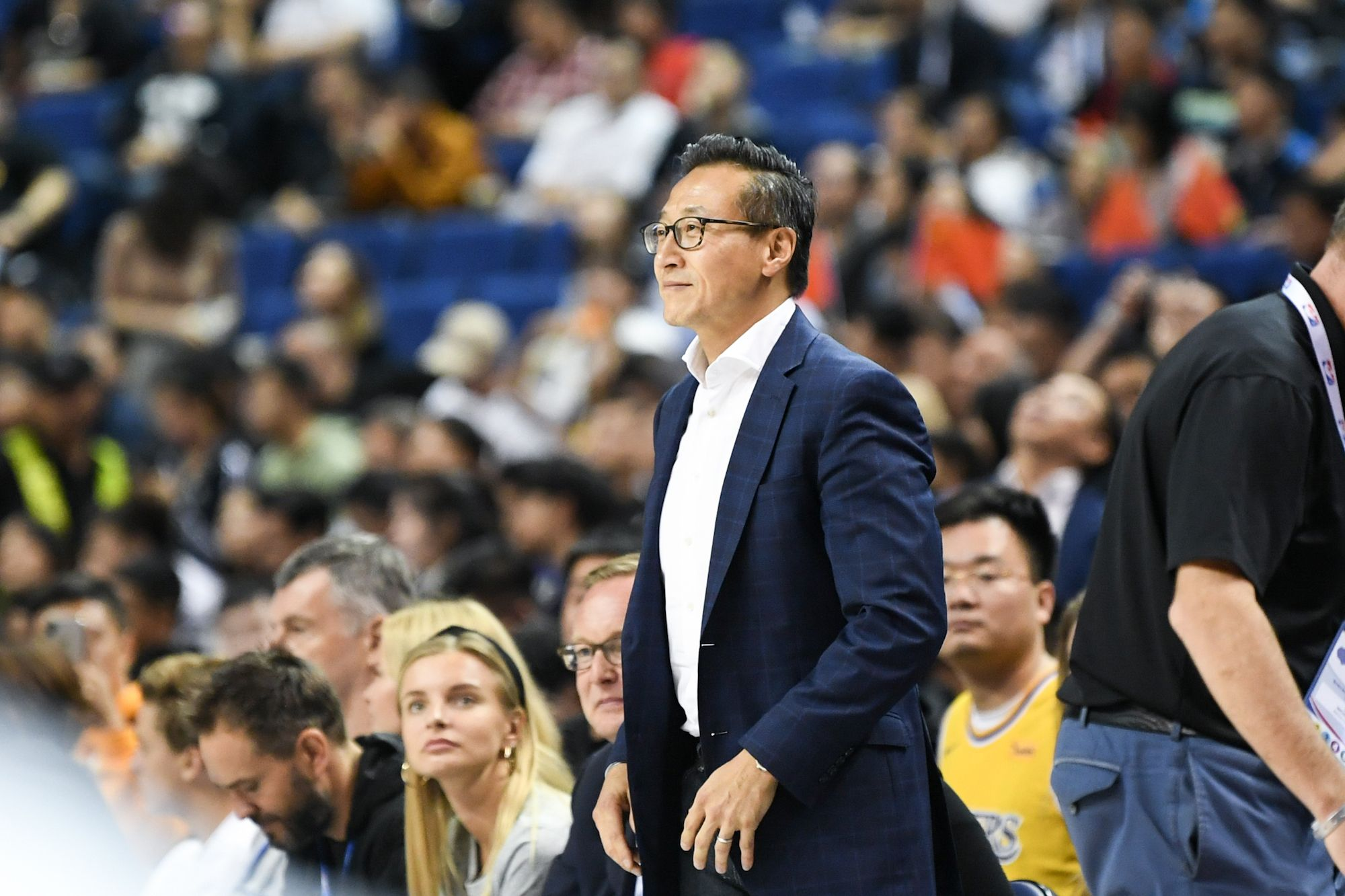 Joseph Tsai, The Billionaire Co-Founder Of Alibaba, On His New Role As A Sports Investor