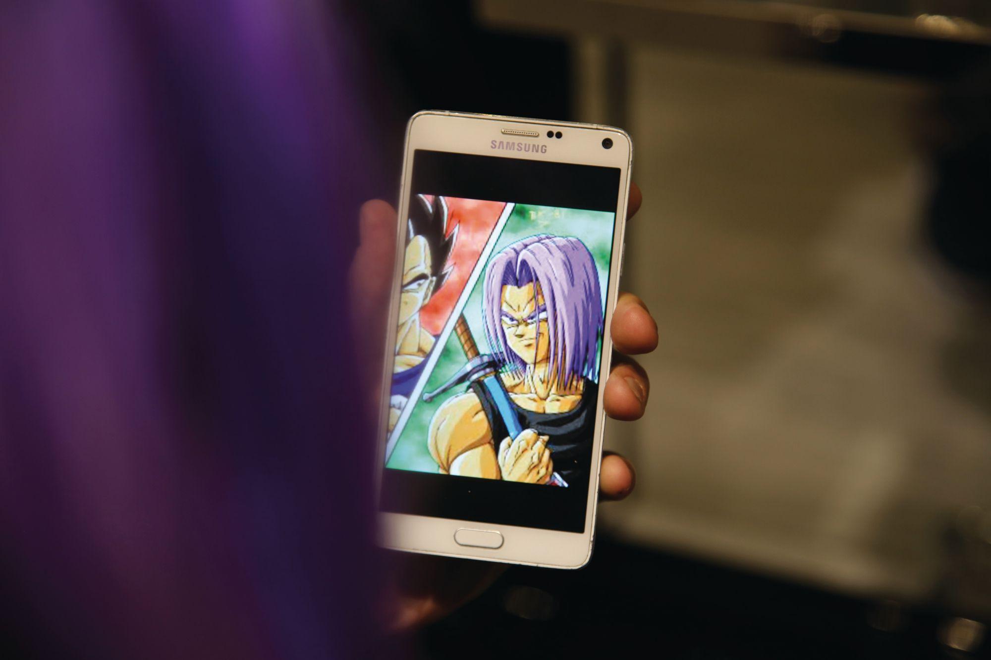 《七龍珠》漫畫和動漫系列有部分受到《醉拳》的啟發 (Photo: Getty Images)