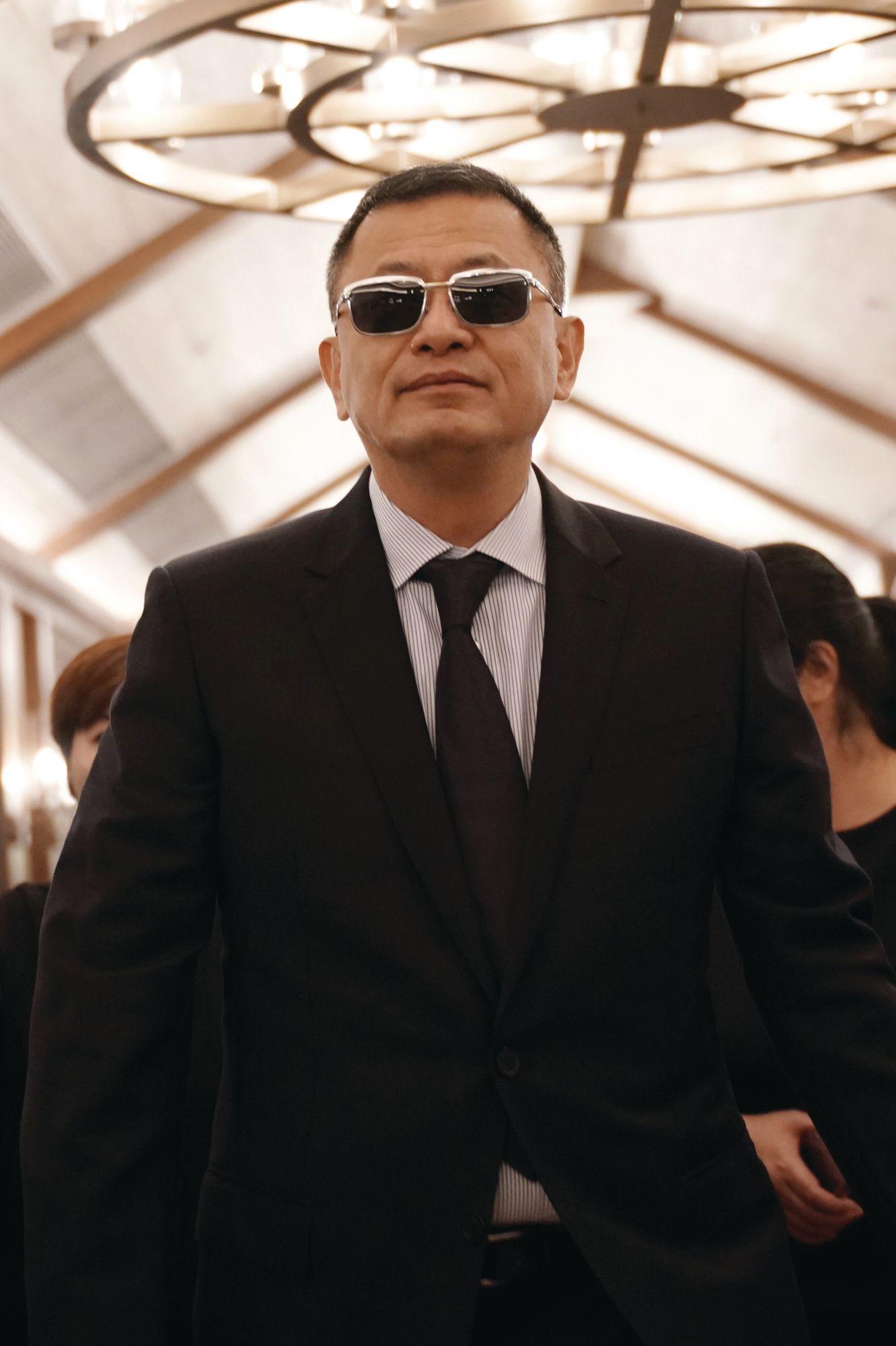 王家衛導演(Photo: Getty Images)