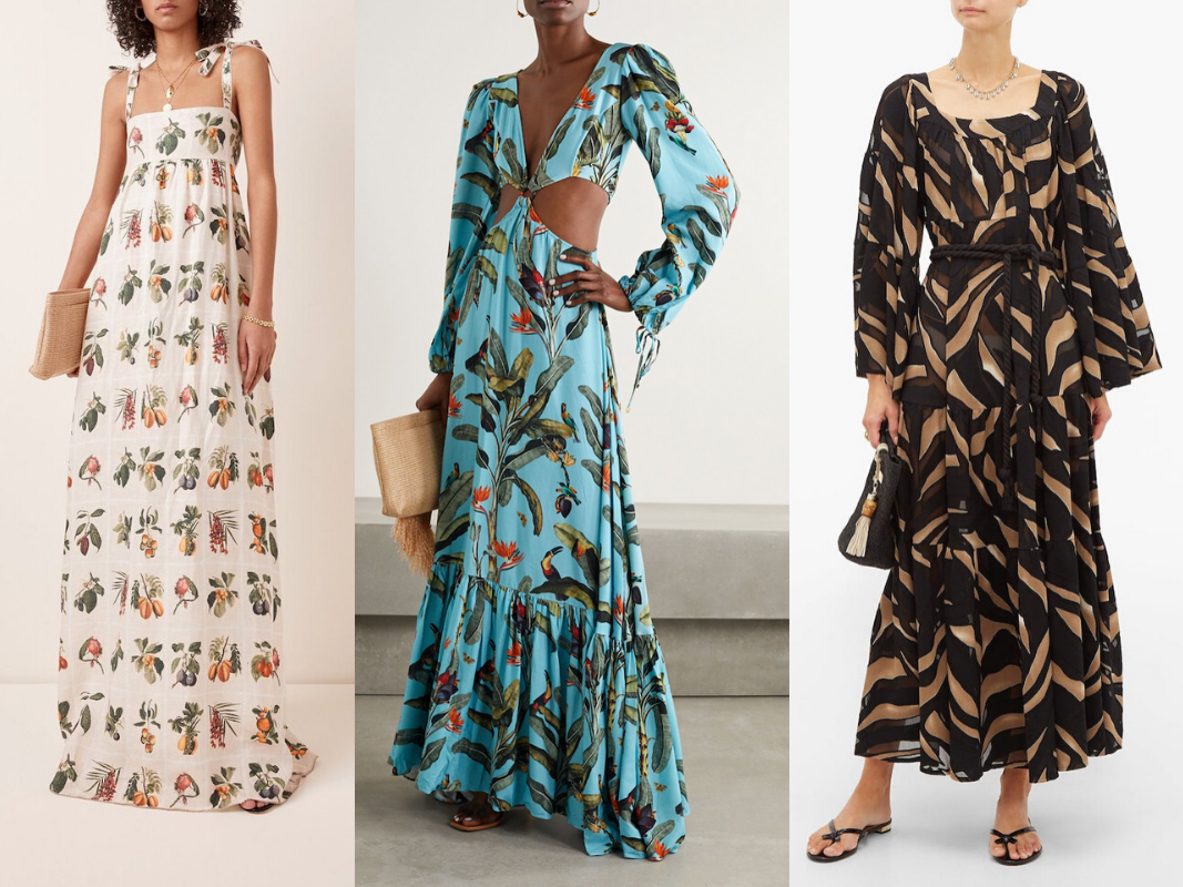 The Beach Dresses And Cover Ups To Wear This Summer