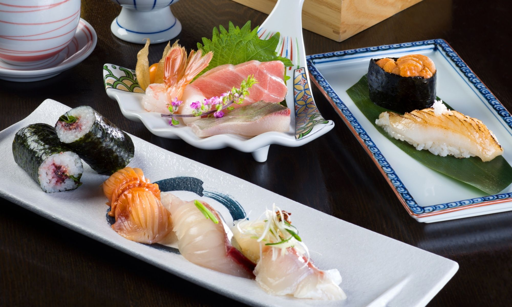 Causeway Bay's Gonpachi Presents Brand- New Chef's Special Sushi Omakase