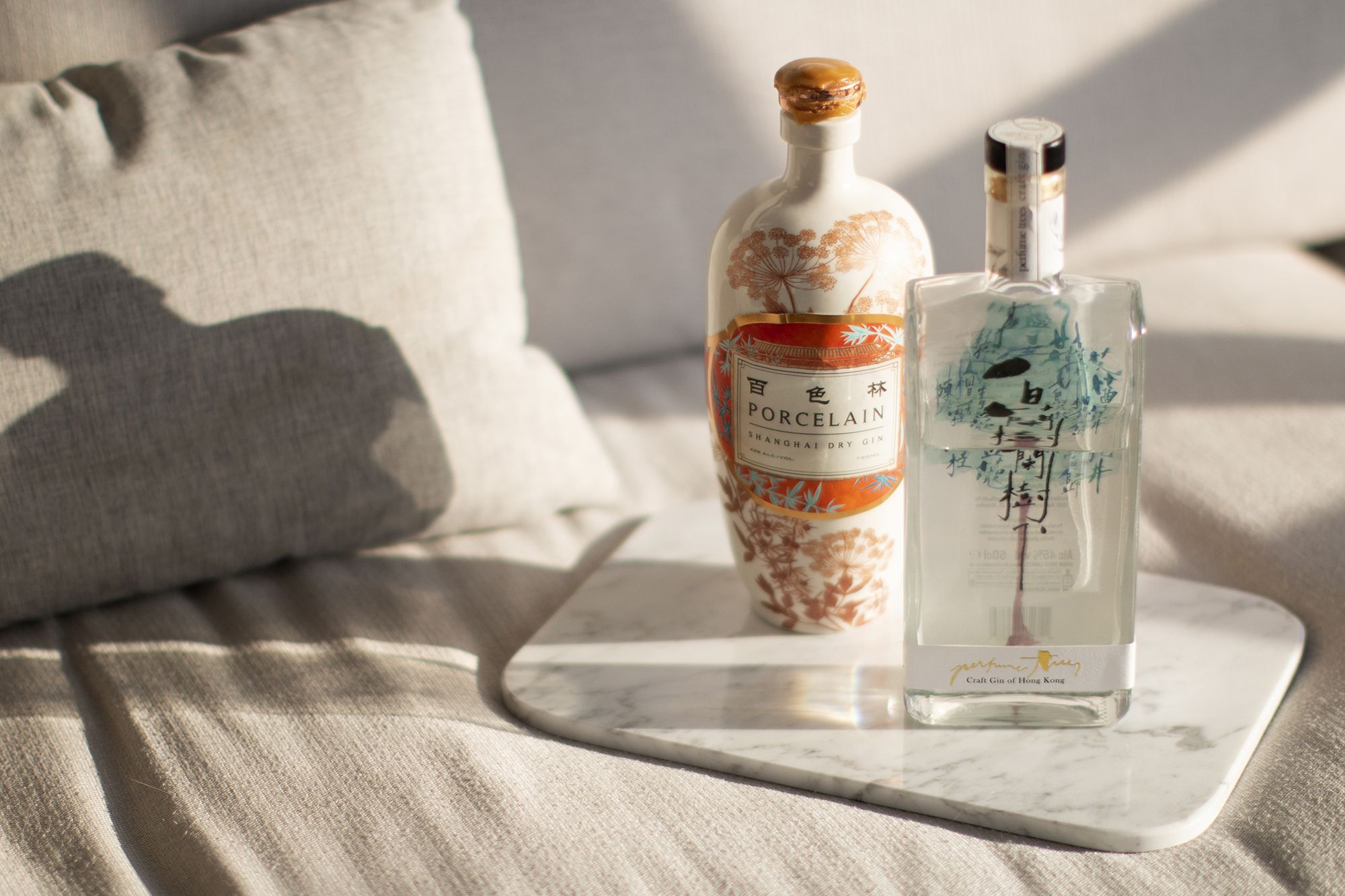 A Serious Drinker's Guide To Hong Kong Gin