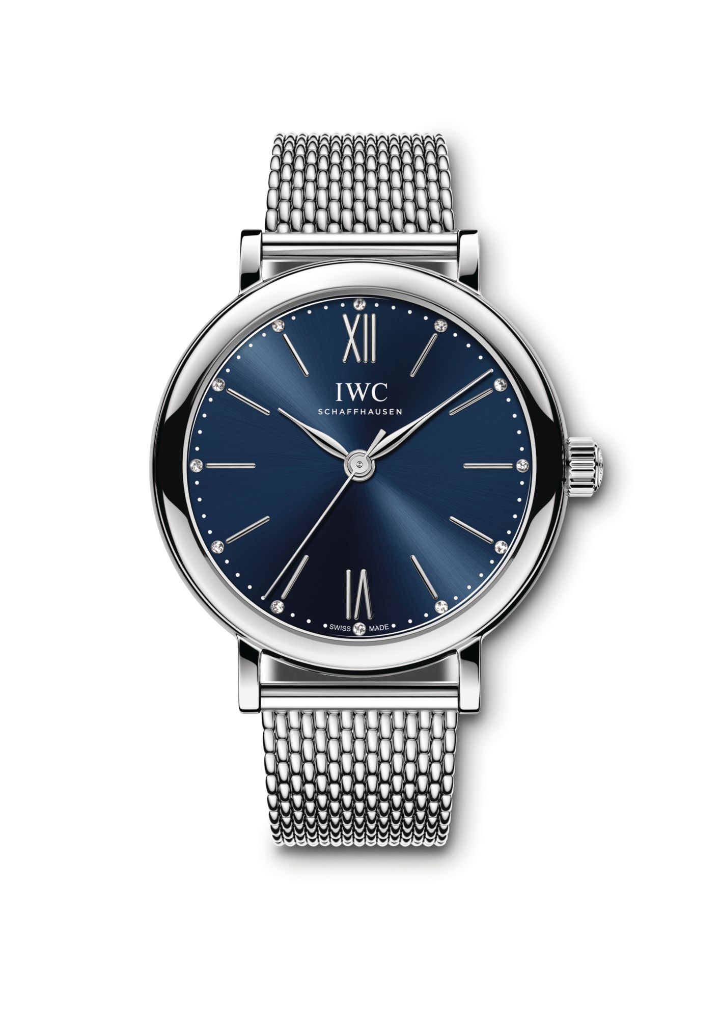Portofino Automatic by IWC Schaffhausen (Photo: Courtesy of IWC Shaffhausen)