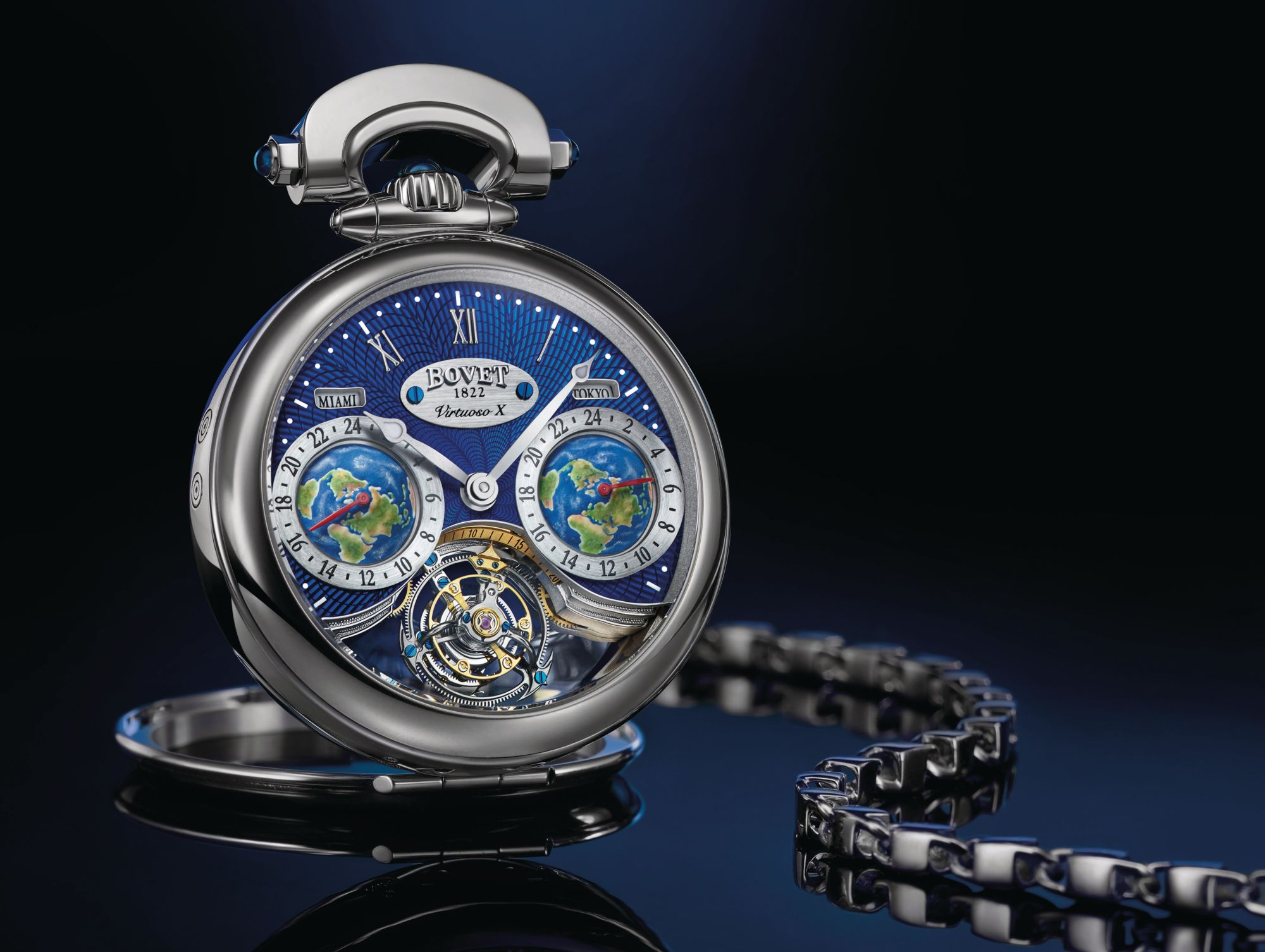 Virtuoso X by Bovet 1822