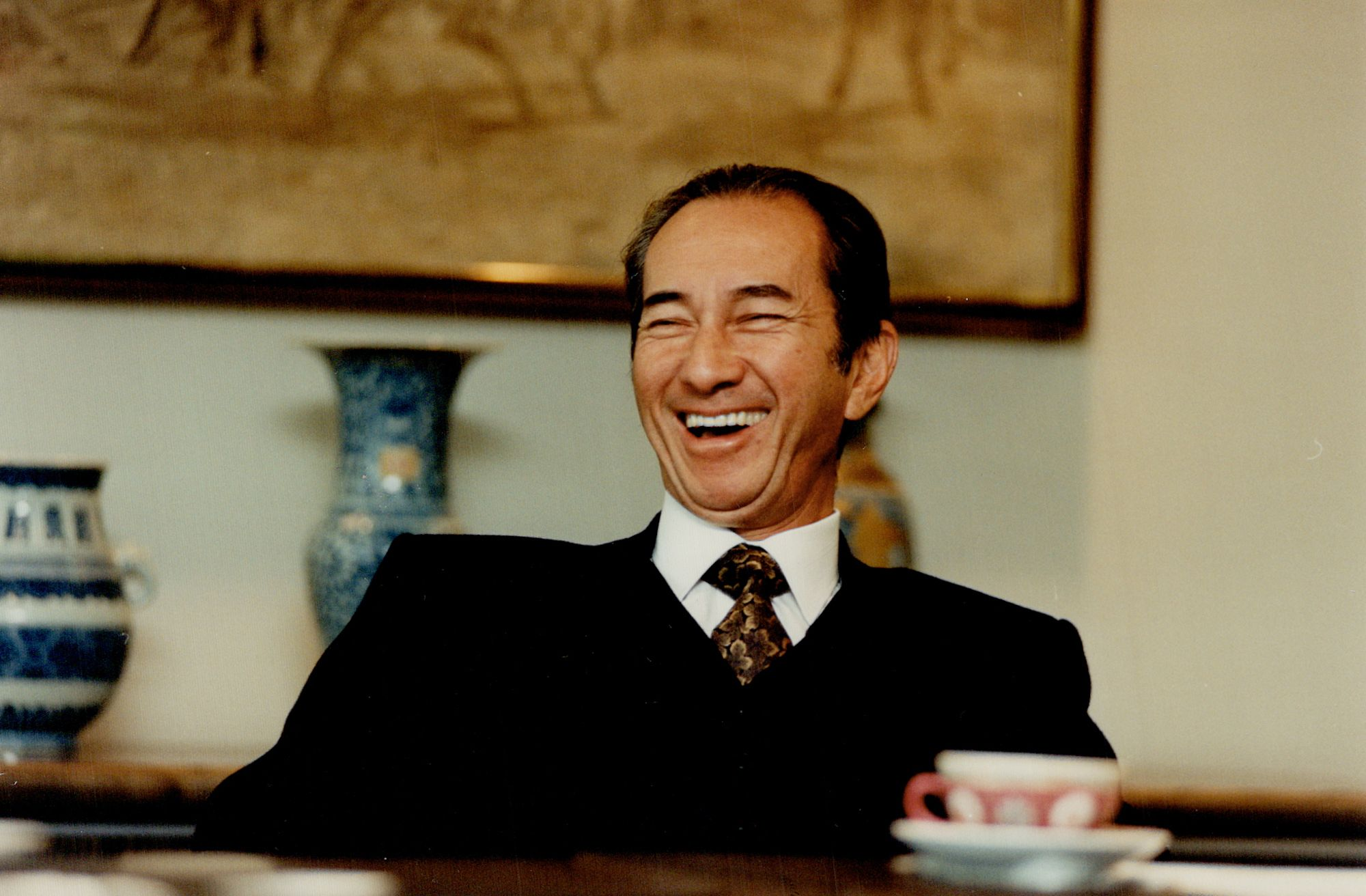 Stanley Ho: the Toronto homeowner who is one of Asia's richest men.