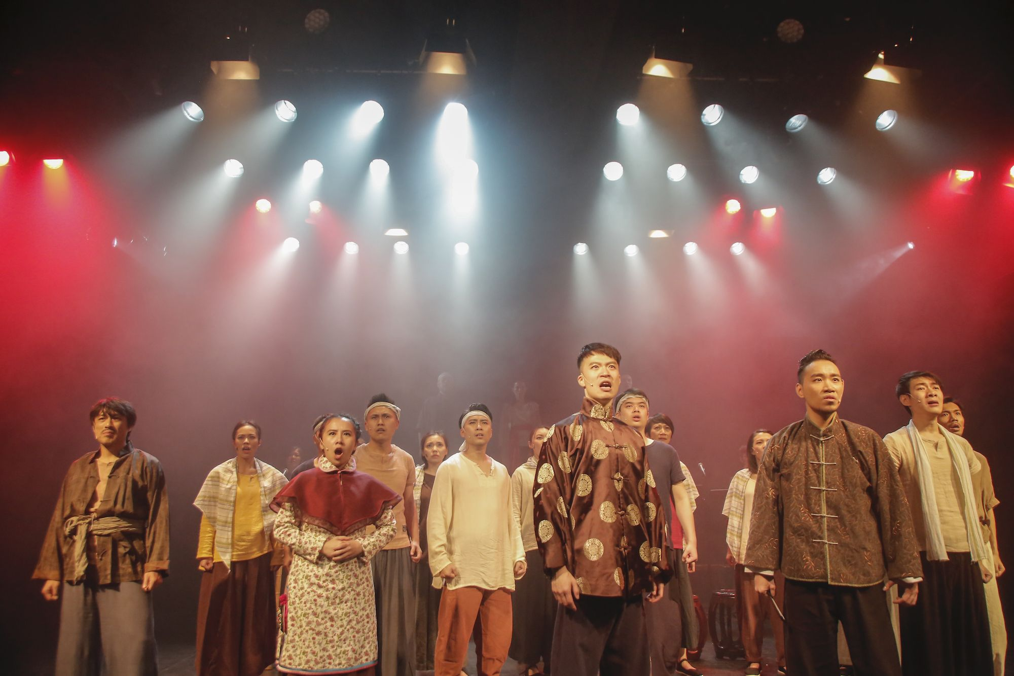 Actors' Family Brings Cantonese Musicals To New Heights With A Brand New Original, A Tale Of The Southern Sky