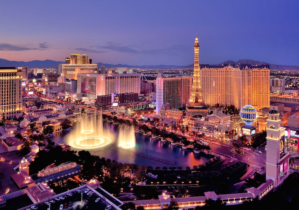 Some Las Vegas hotels and casinos plan to reopen June 4 (photo: Getty Images)
