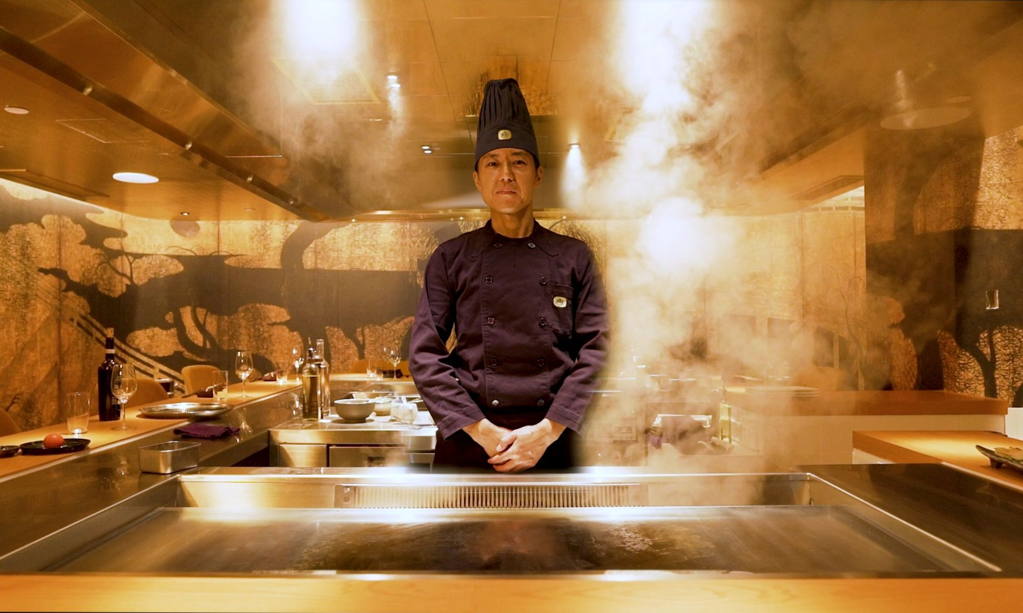 Black Sheep Restaurants' Teppanyaki Restaurant Crown Super Deluxe Opens In Central