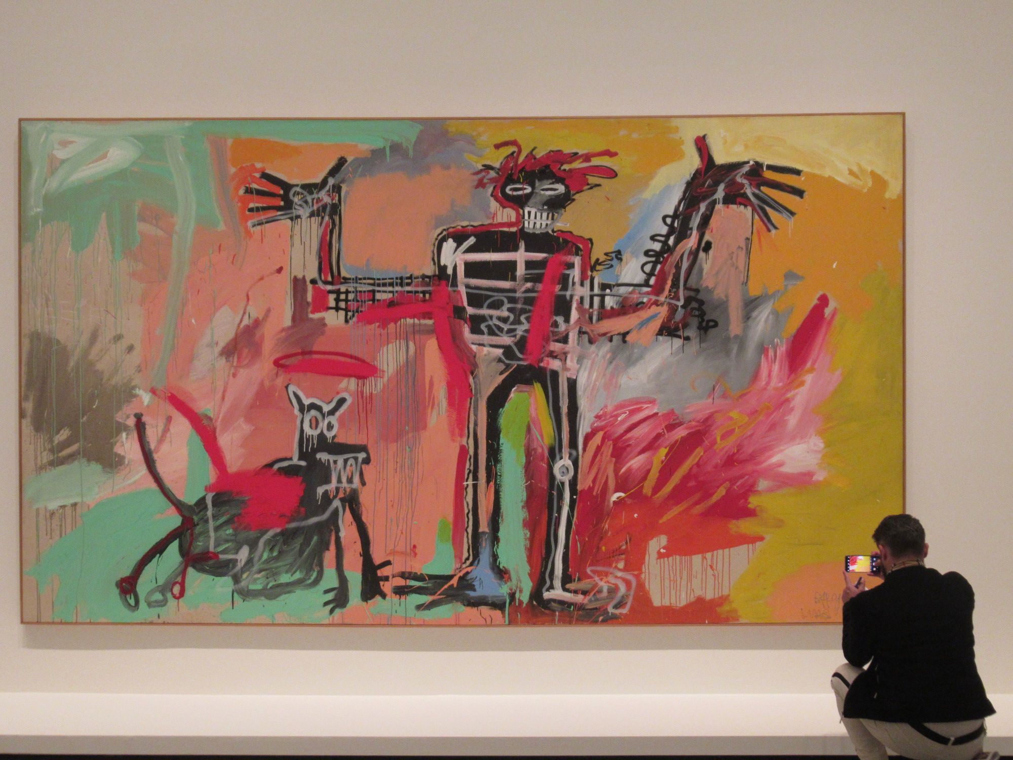 This Painting Just Sold For US$100 Million At Auction