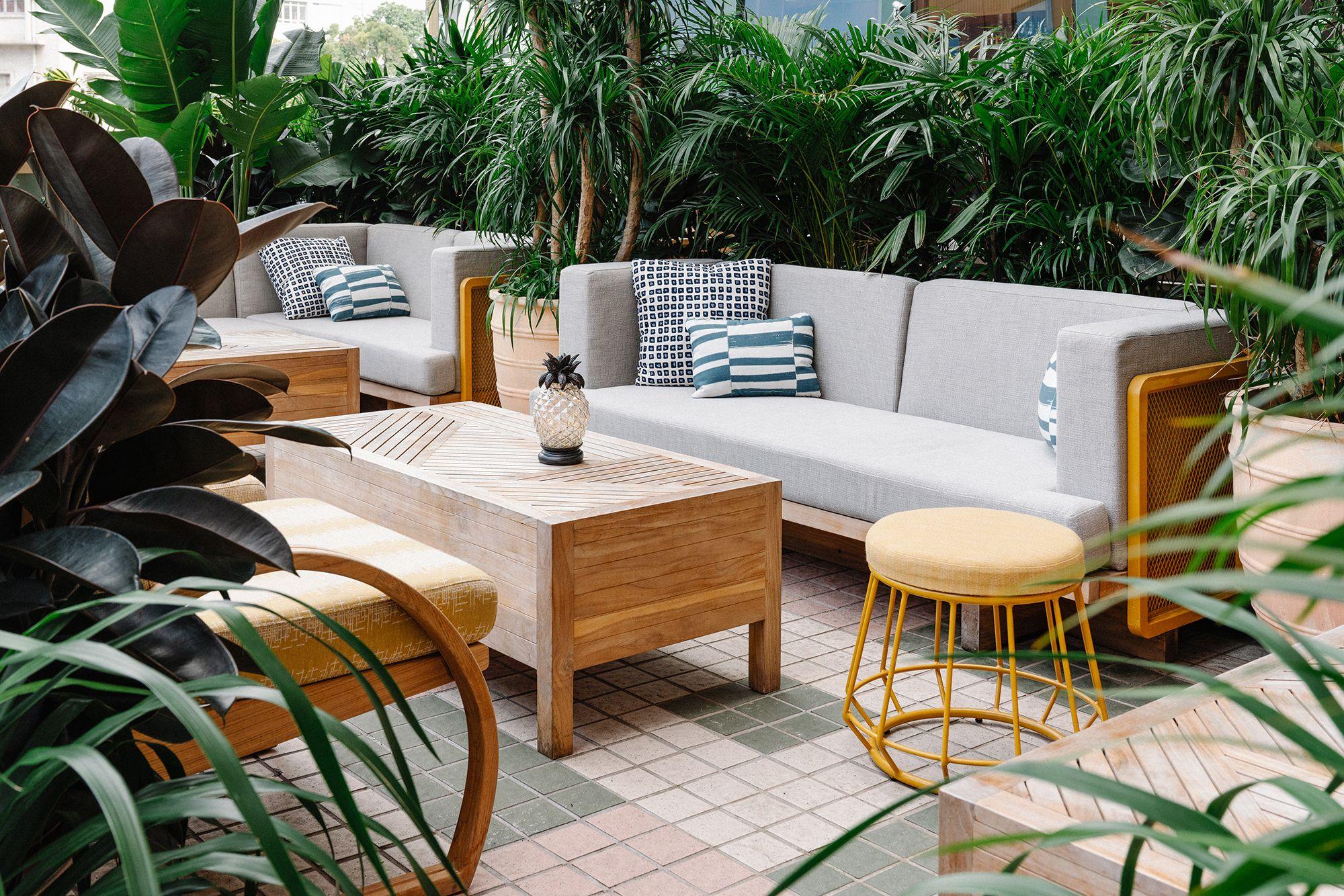 Best Al Fresco Restaurants And Rooftop Bars In Hong Kong
