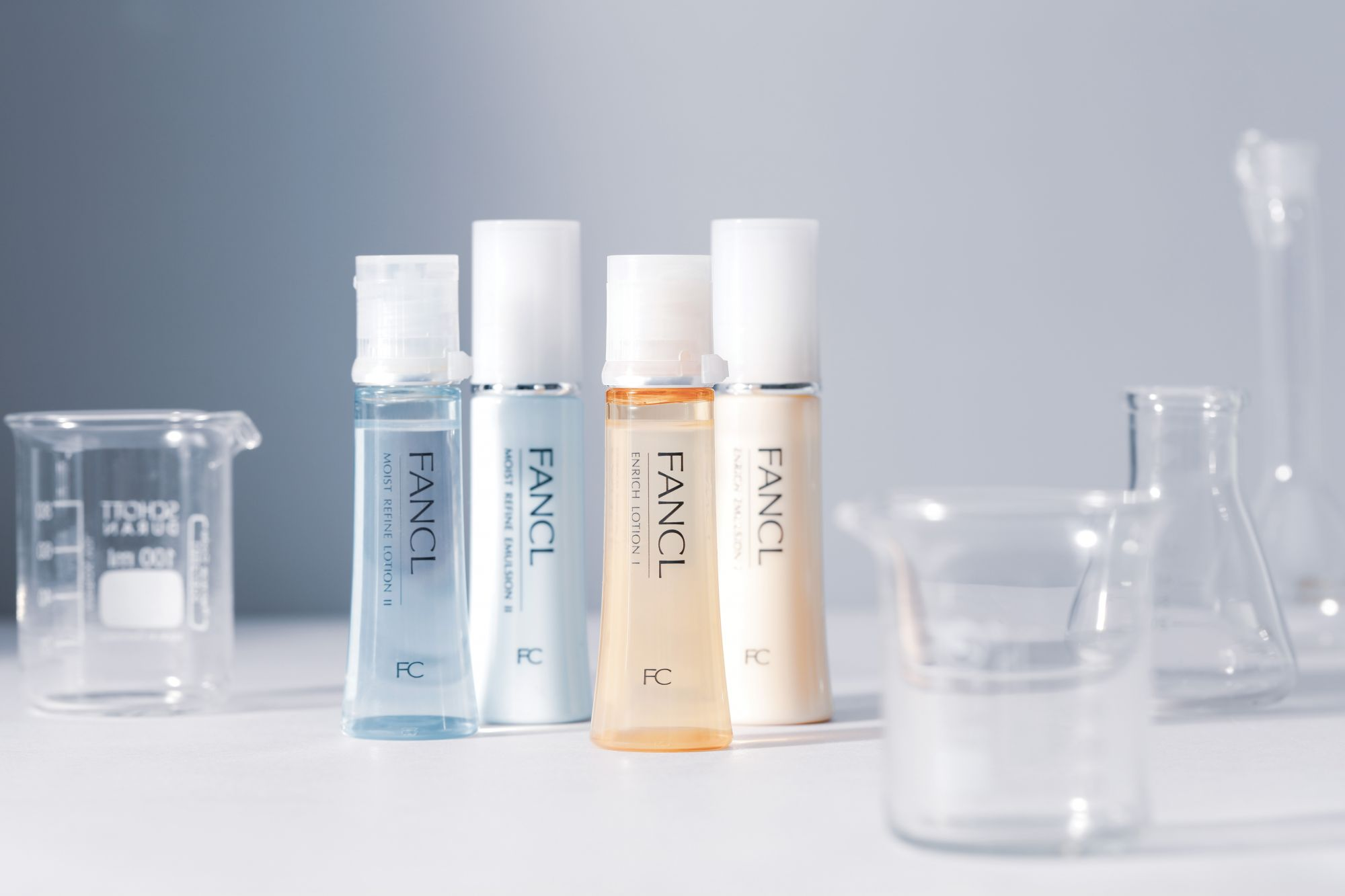 FANCL Champions A Zero Preservatives Approach To Beauty