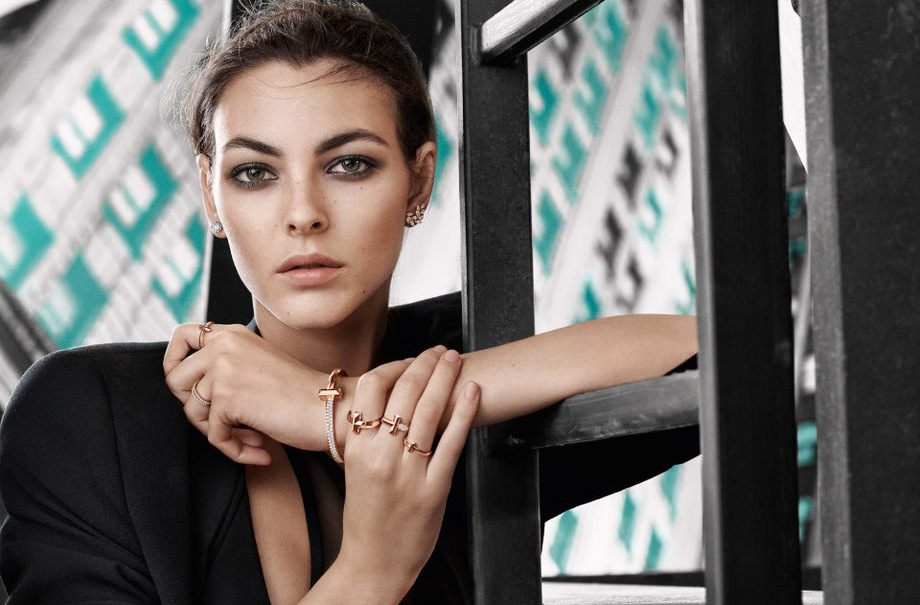 Tiffany & Co Unveils Its New Tiffany T1 Collection That Celebrates Women