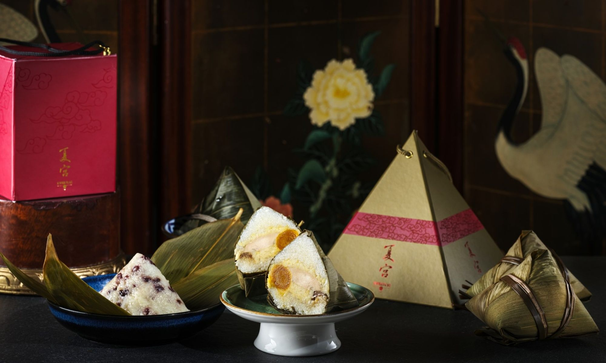 Summer Palace Welcomes Tuen Ng Festival With New Glutinous Rice Dumplings