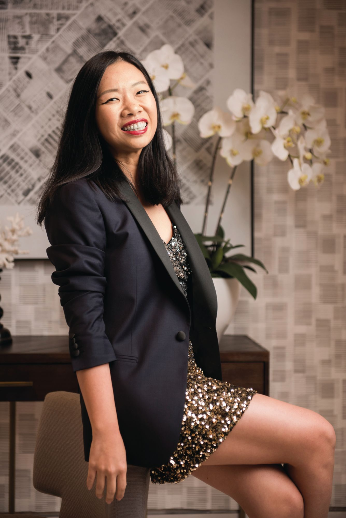Ladies First: Crazy Rich Asians' Fashion Stylist Andrea Wong On The Importance Of Building Self-Confidence