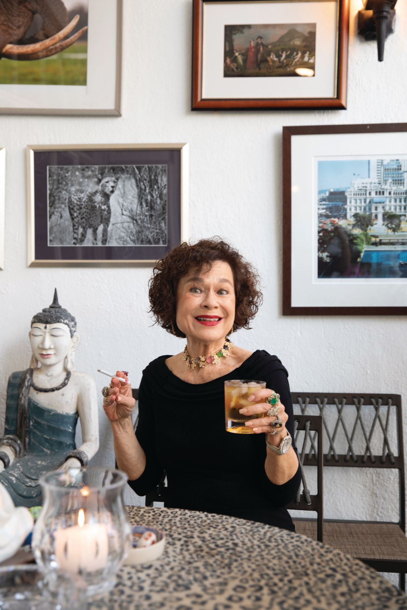 Tatler Time Travel: Carol Murray