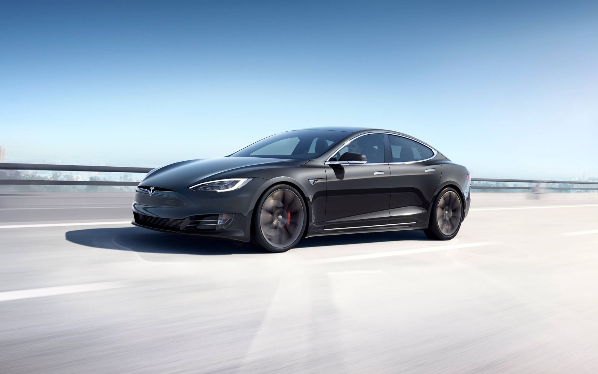 The Tesla Model S Is The First Electric Vehicle With A 400-Mile Range