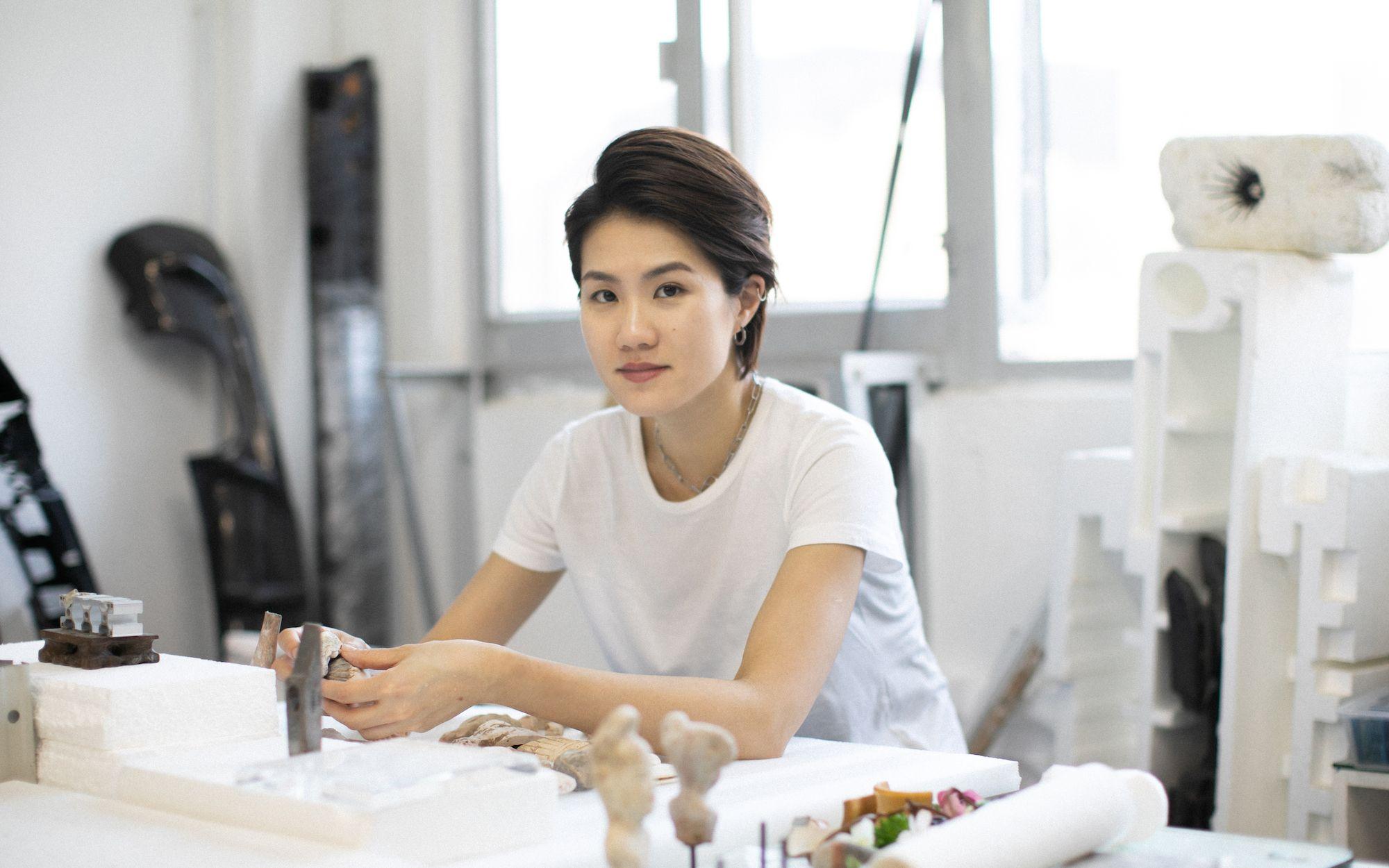 Hong Kong Artist Leelee Chan Selected As The Winner Of BMW Art Journey 2020