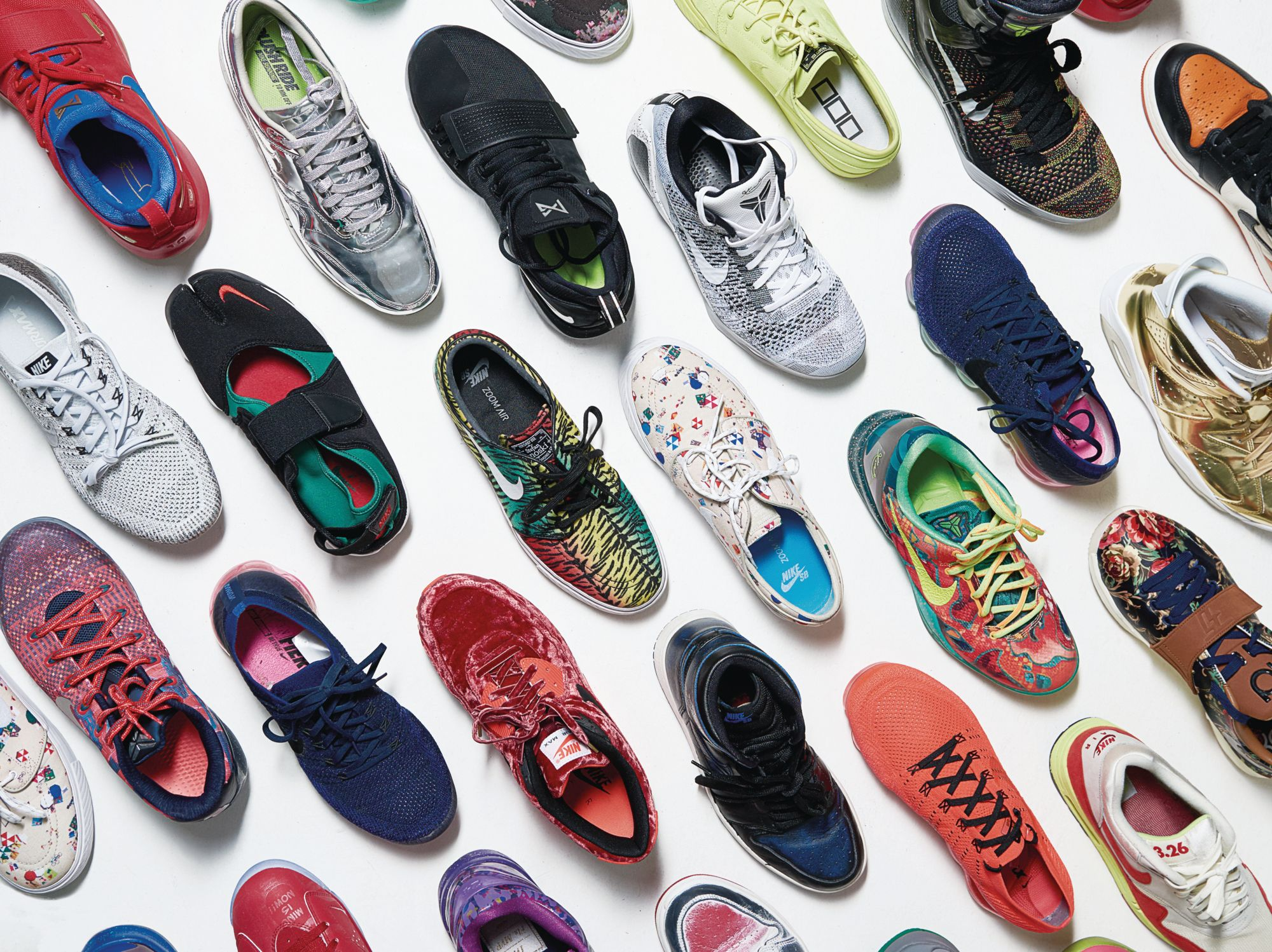 Why Sneaker Collecting is No Longer Just A Niche Hobby But A Form of Investment