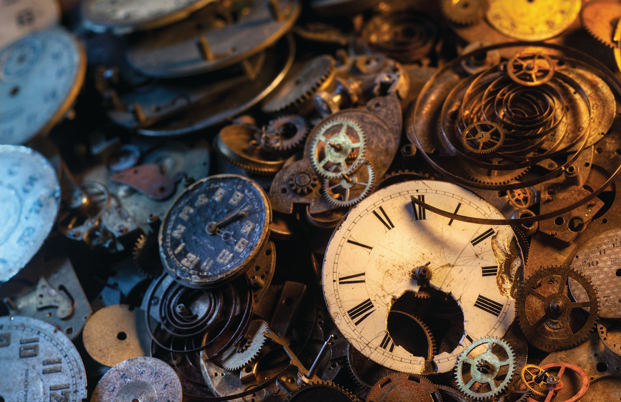 Collectors Are Rediscovering The History Of These Ancient Chinese Pocket Watches