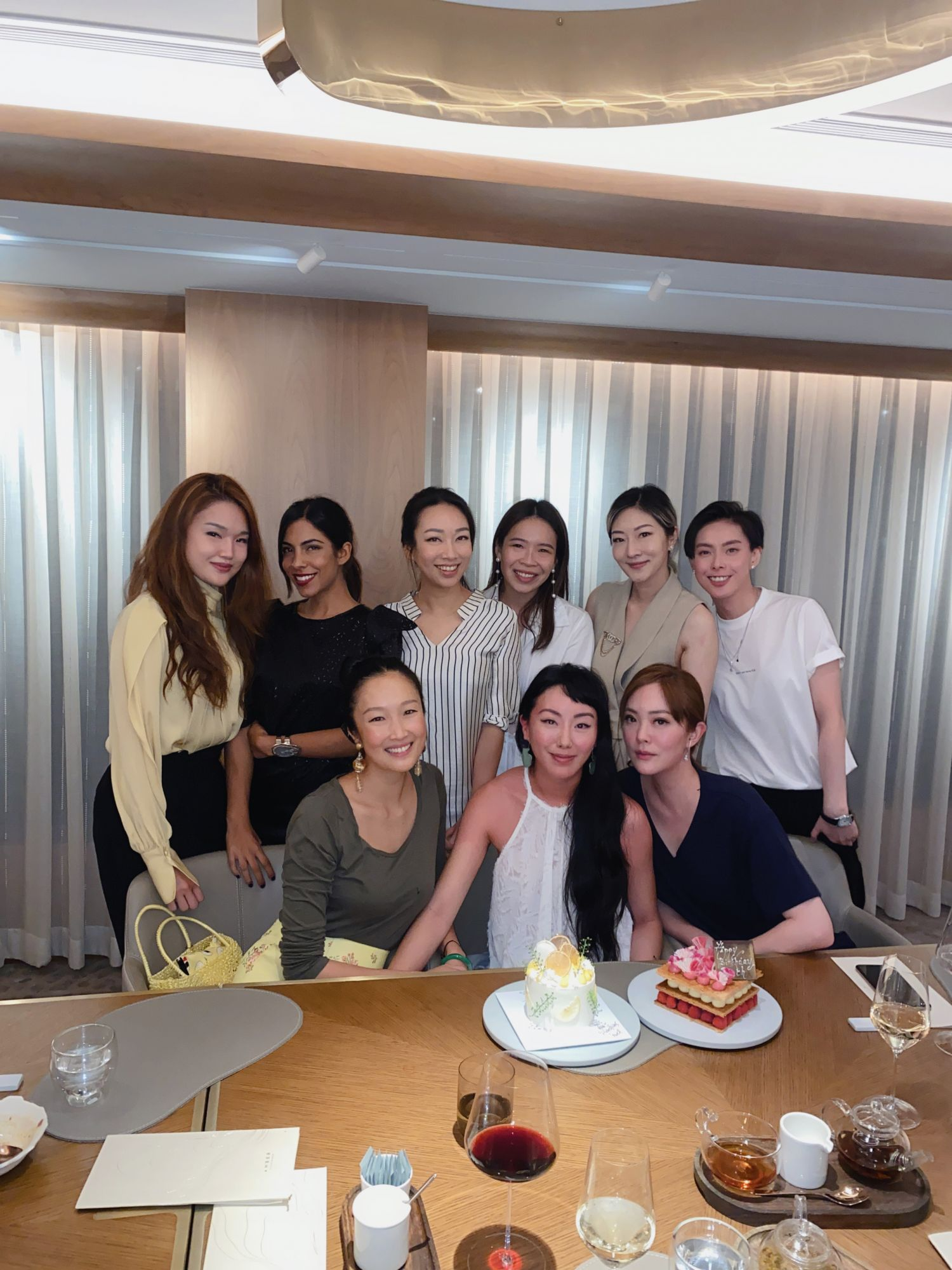 Inside Ruth Chao's Intimate Birthday Dinner at Amber