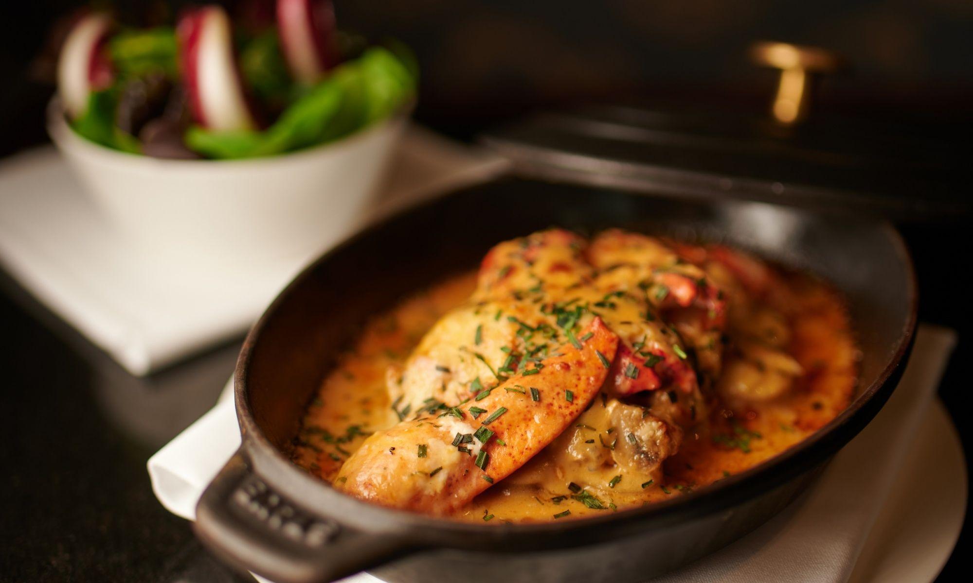 Island Shangri-La's Lobster Bar & Grill Launches Brand New A La Carte Menu
