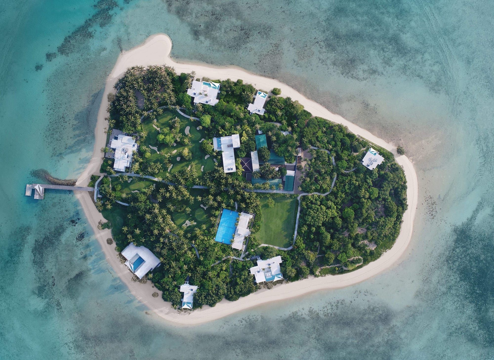 You Can Rent These Luxurious Private Island Retreats Entirely