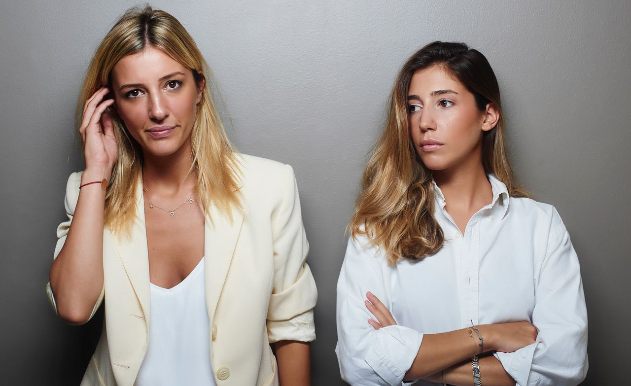 Merve Manastir and Beste Manastir, the sisters behind Manu Atelier (Photo: Courtesy of Manu Atelier)