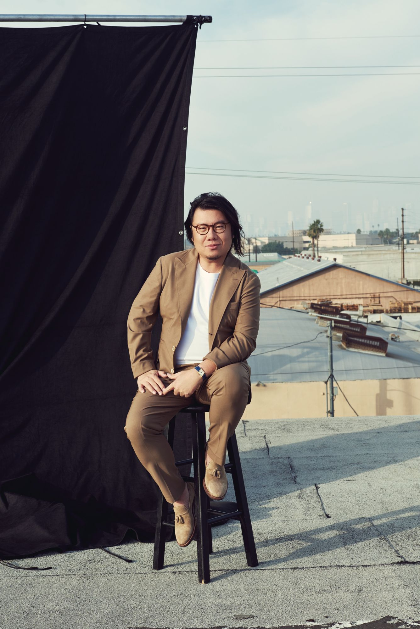 Crazy Rich Asians' Kevin Kwan On His New Book, Sex And Vanity