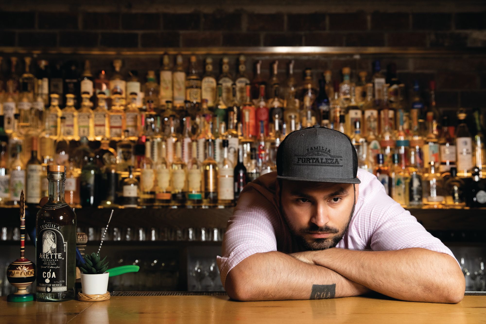 Acclaimed Mixologist Jay Khan Talks Winning Bartender Of the Year And His Must Have Items For An Impressive Home Bar