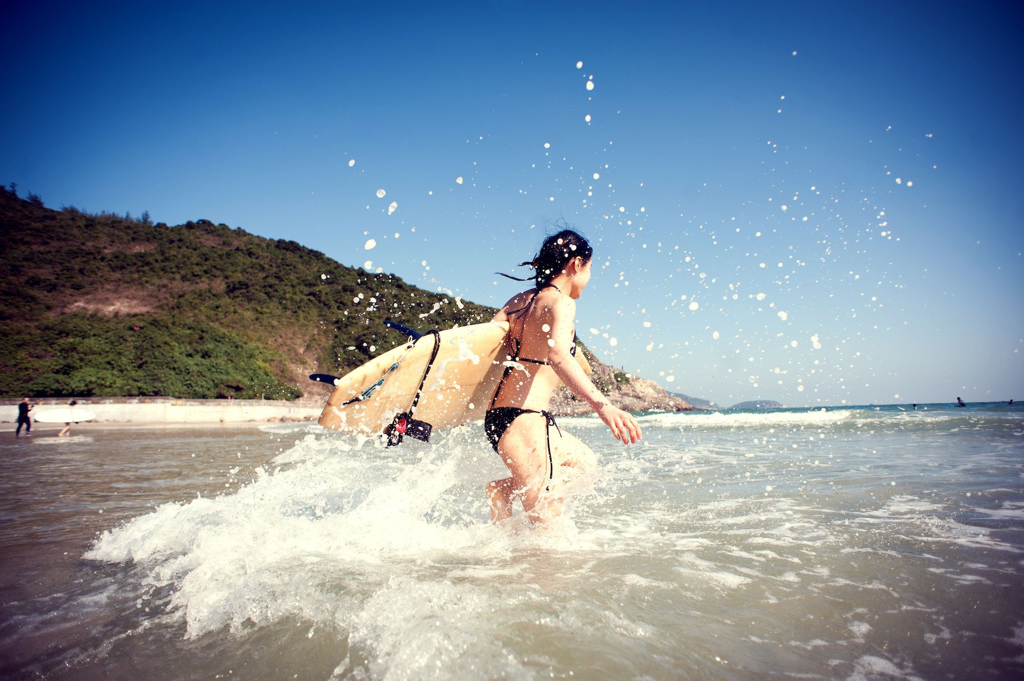 Tatler's Guide To Surfing In Hong Kong
