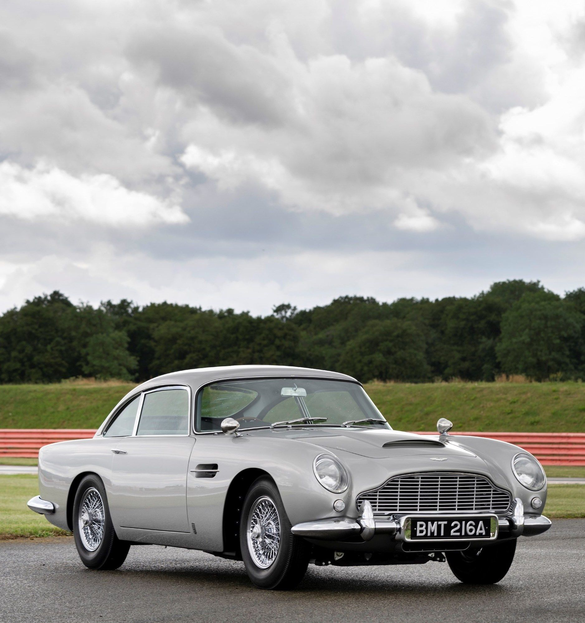 Finally, A New Aston Martin Limited Edition James Bond DB5