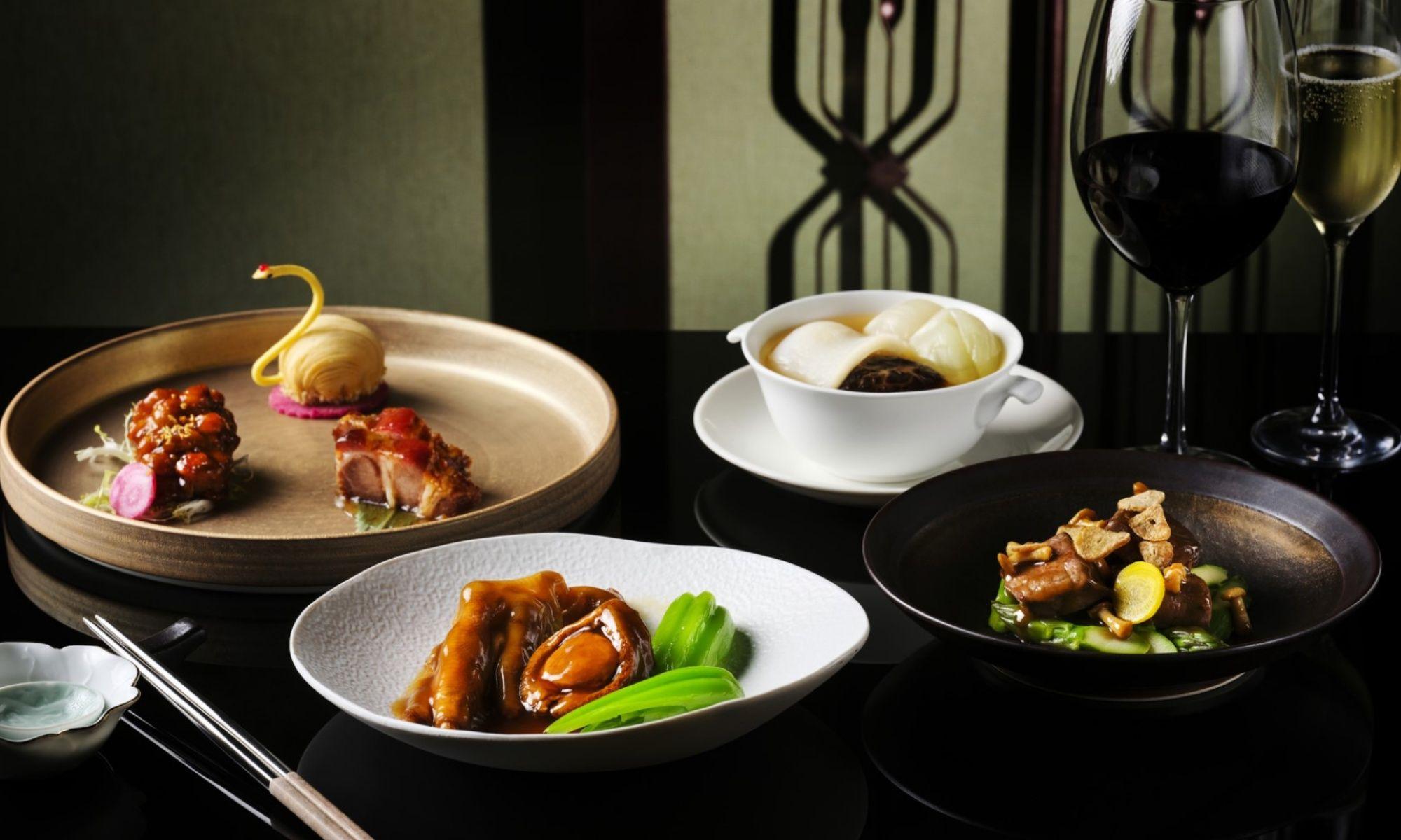 Hung Tong Offers Brand New Wine Pairing Dinner Menus