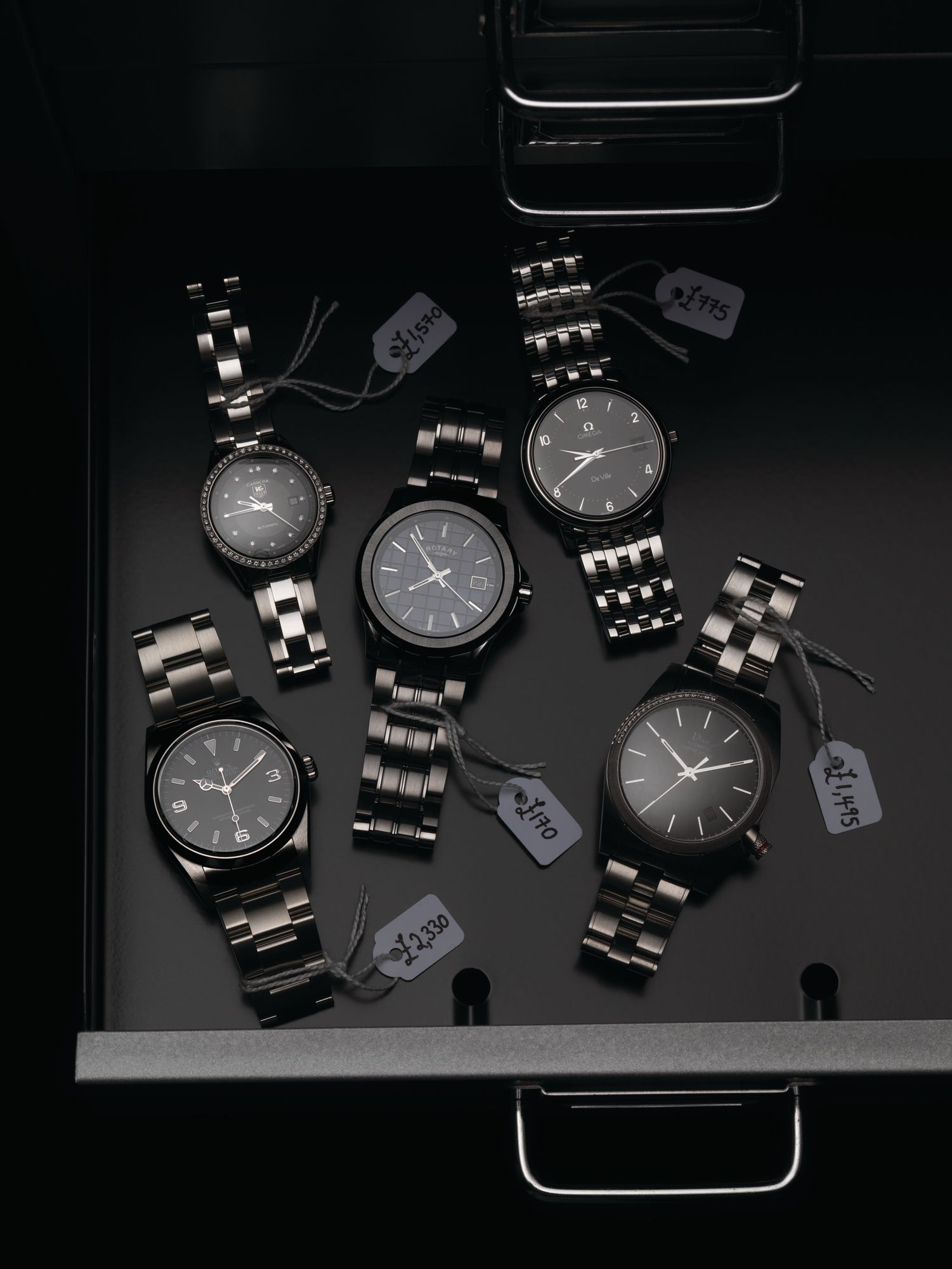 Tips On How To Safeguard Your Luxury Watch Collection