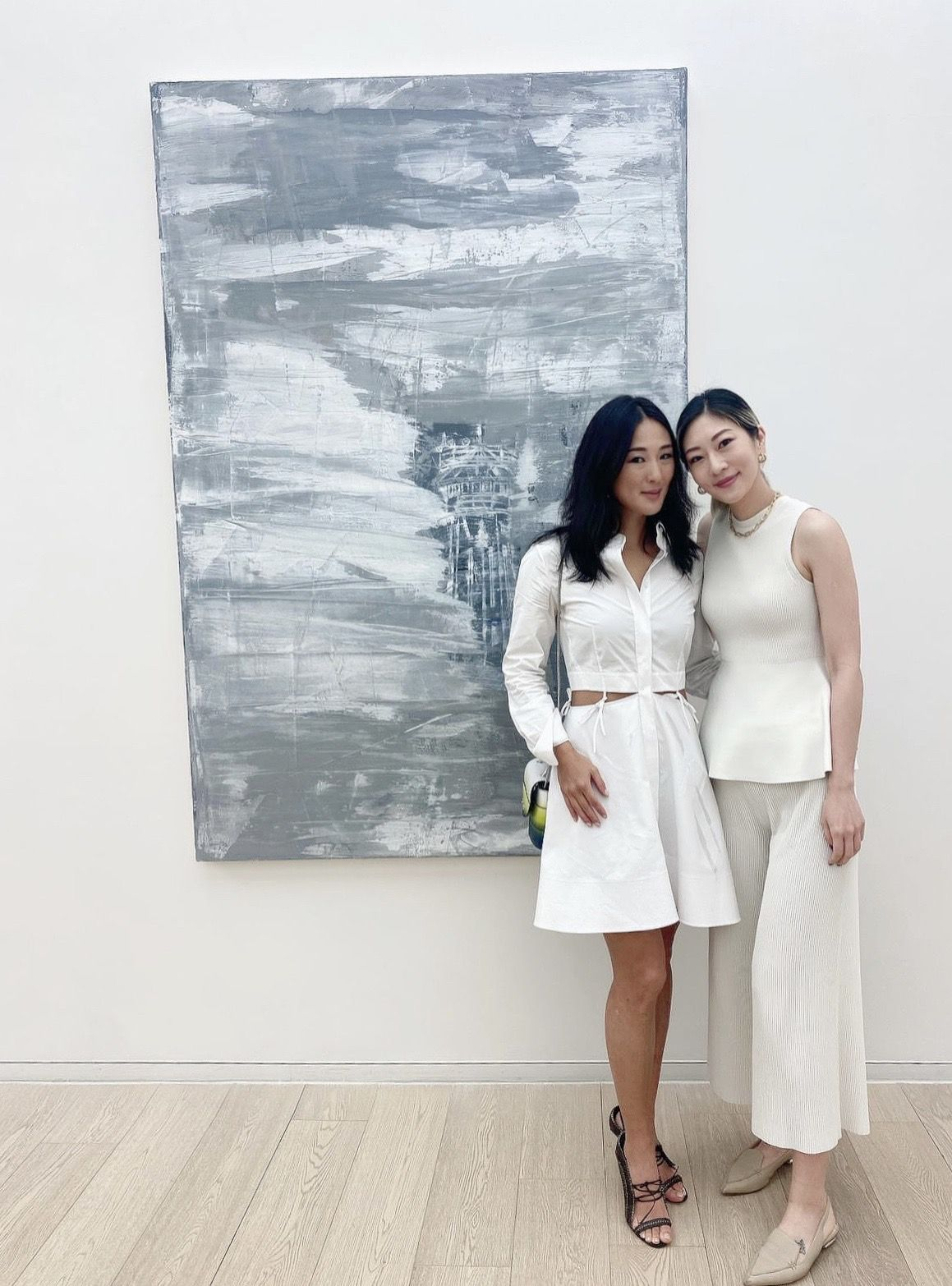 Antonia Li and Yvonne Fong