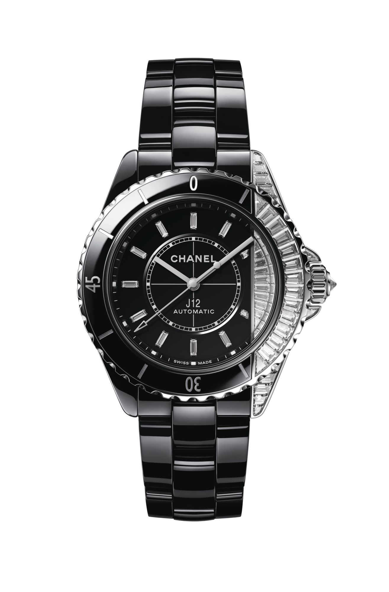 Introducing The Luxurious Chanel J12 Paradoxe Diamonds