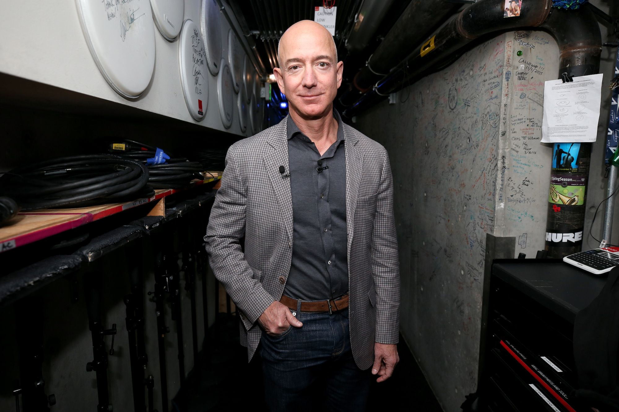 Jeff Bezos Adds US$13 Billion To His Fortune In One Day