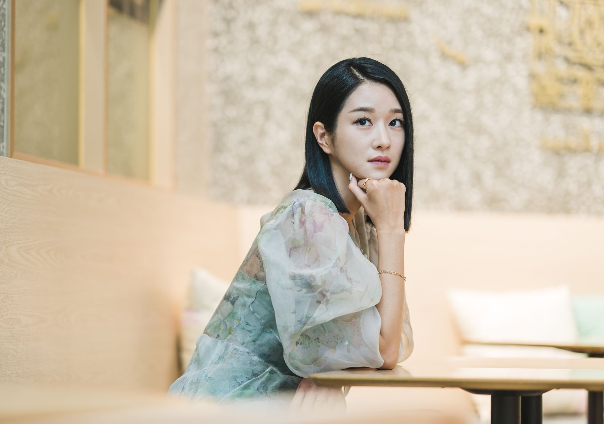 Seo Ye-ji Wears Fred's Iconic Force 10 Jewellery In ...