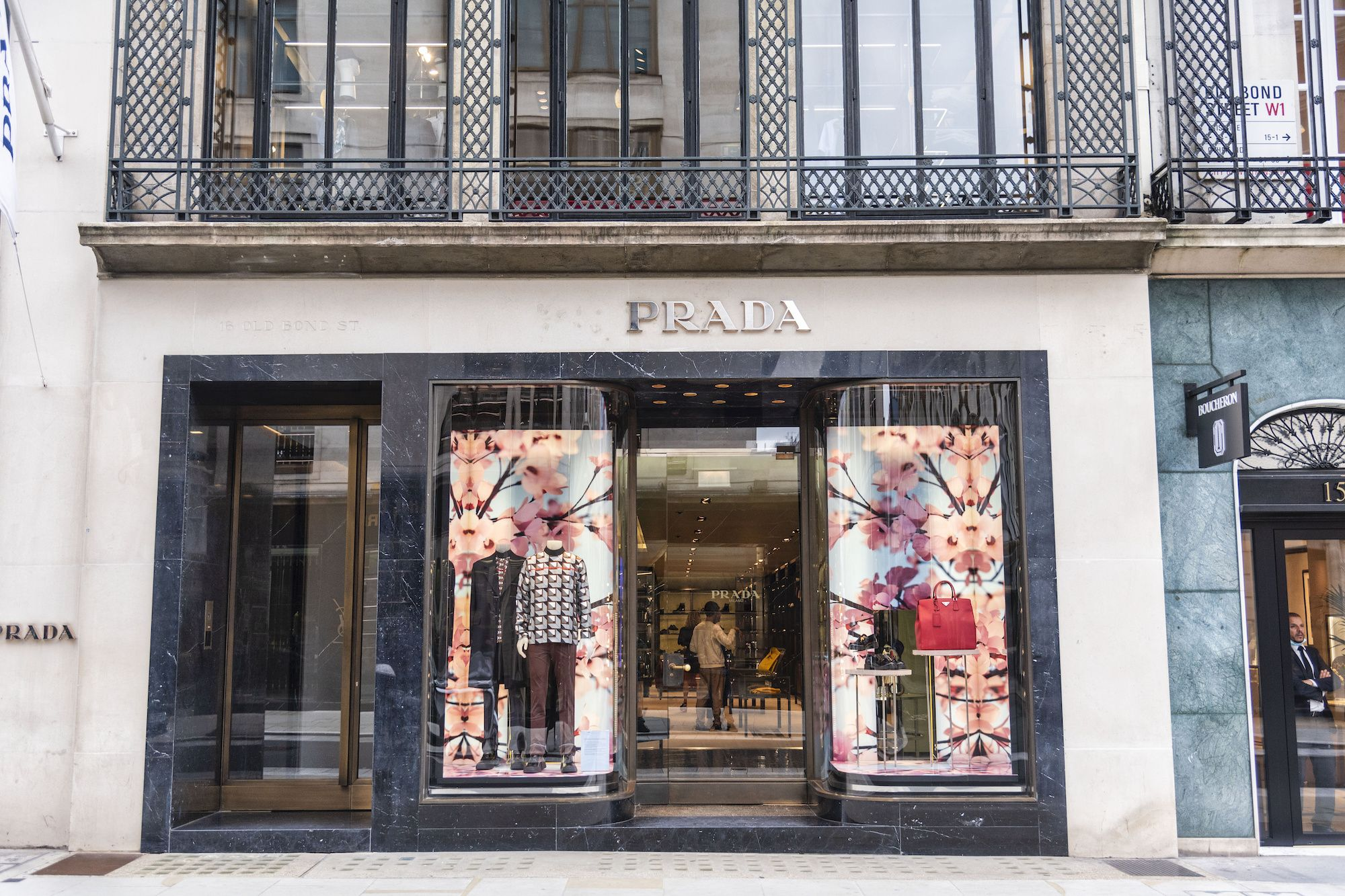 Prada Will Auction Exclusive Pieces And Props Used In Its Autumn Runway Show