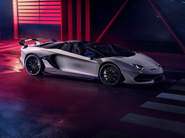Lamborghini's New Aventador SVJ Xago Was Inspired By Saturn's Hexagonal Clouds