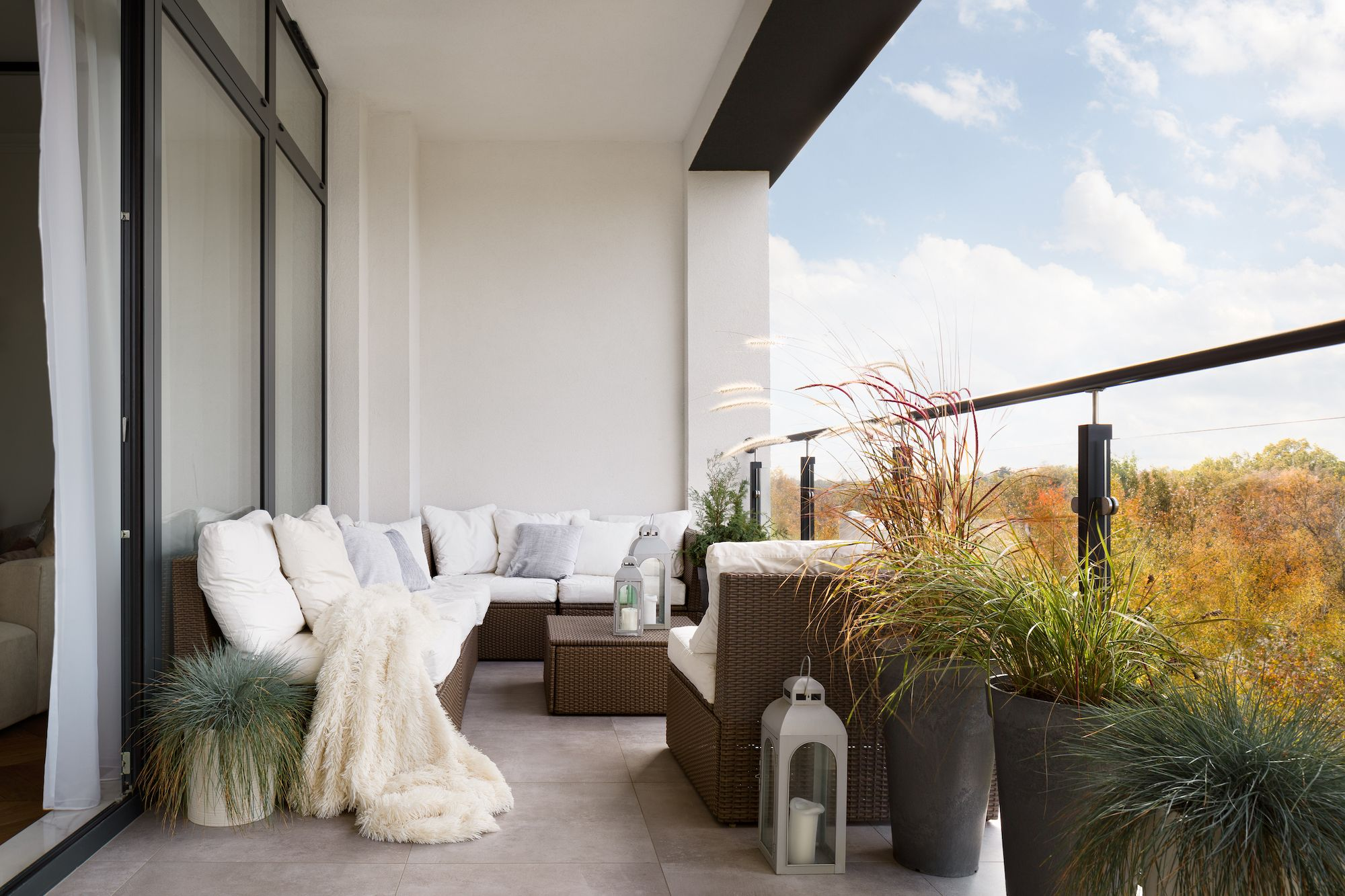 Outdoor Furniture and Accessories To Update Your Terrace