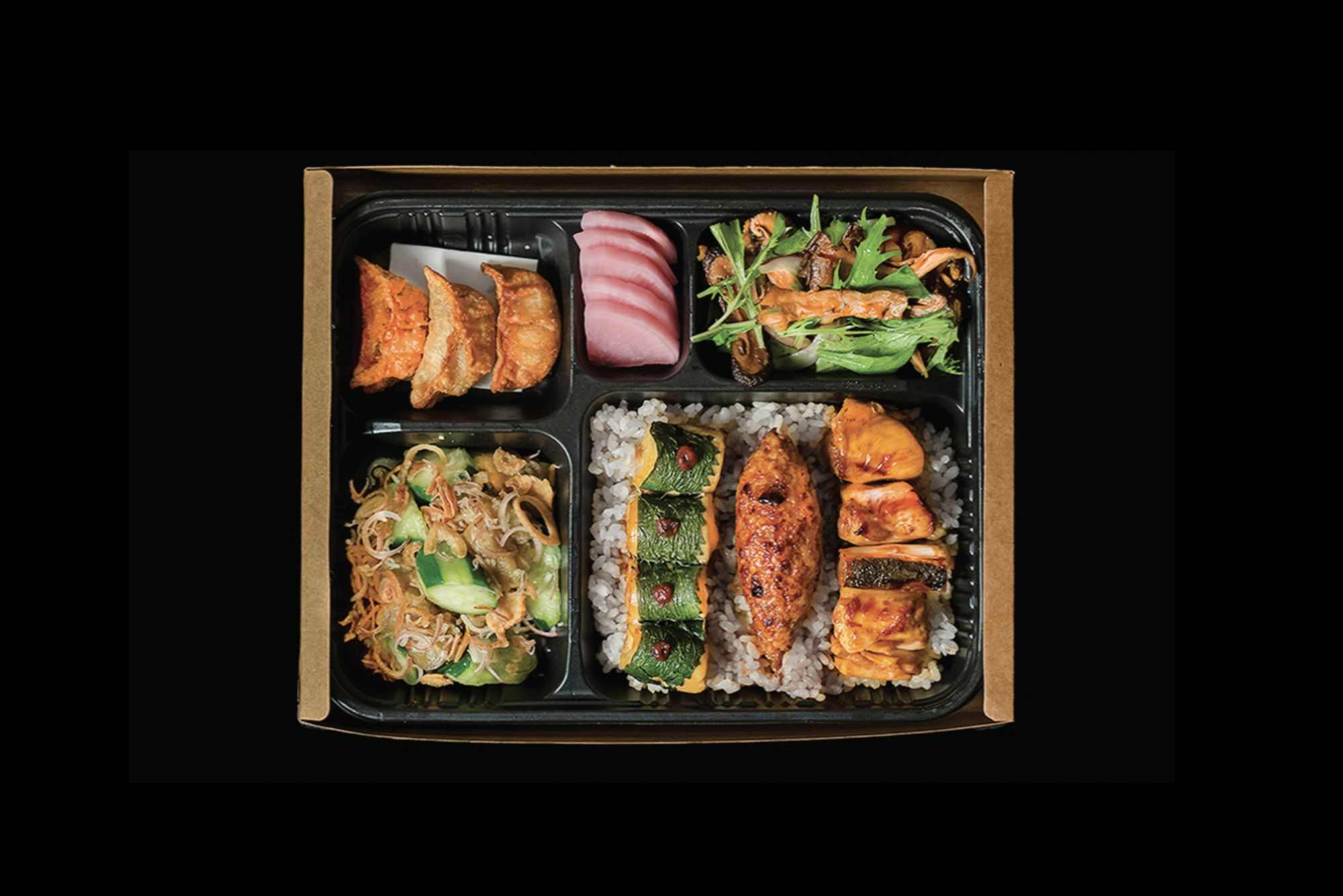 The Best Bento Lunchboxes From Hong Kong's Top Restaurants