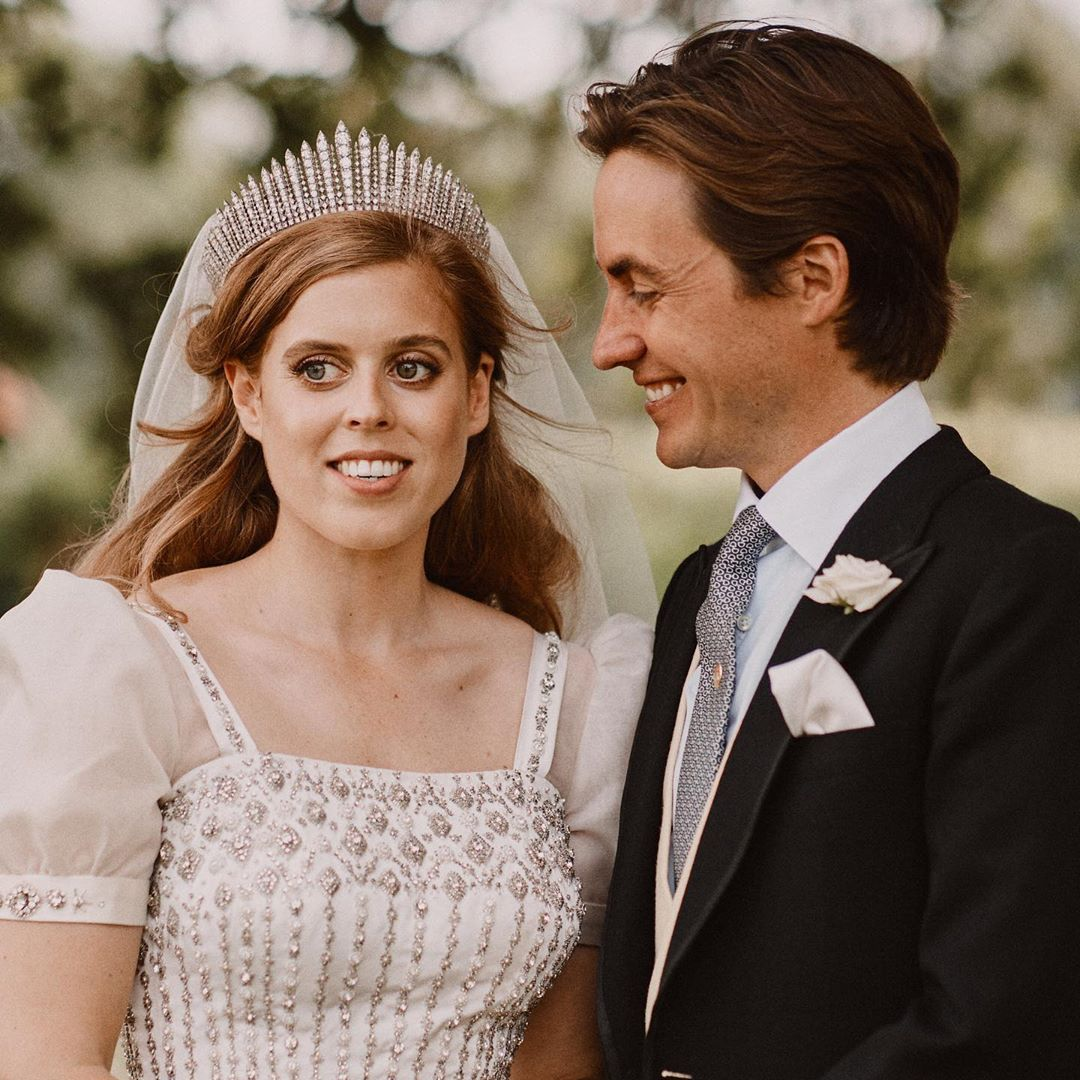 The Surprising Story Behind Princess Beatrice's Wedding Tiara