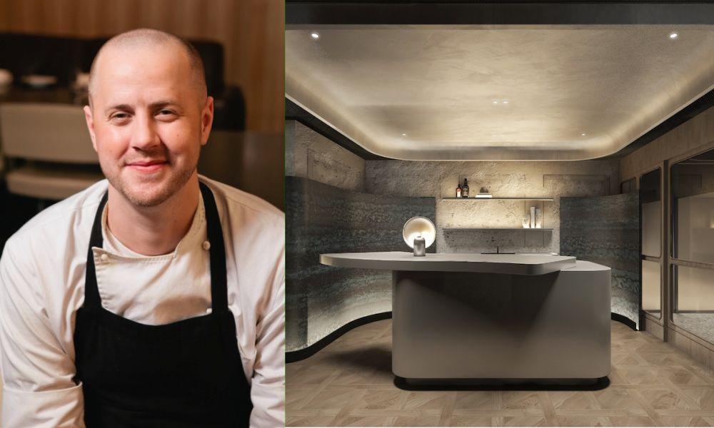 Chef Matthew Kirkley joins the Belon team as Head Chef (photo: Courtesy Black Sheep Restaurants)